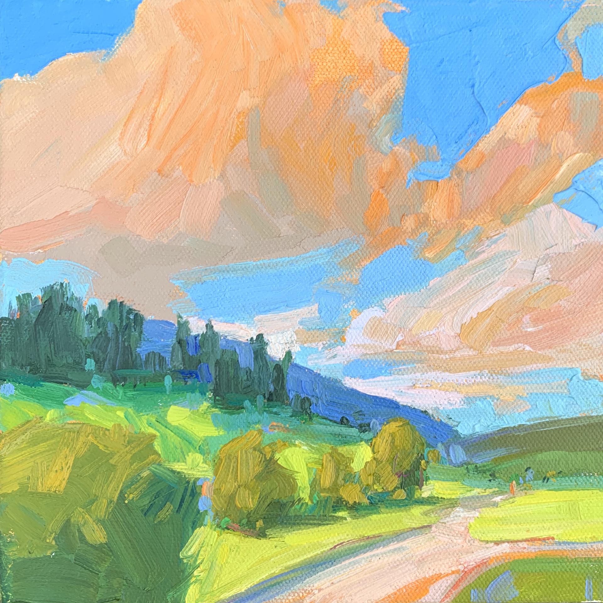 Around the Bend by Marissa Vogl