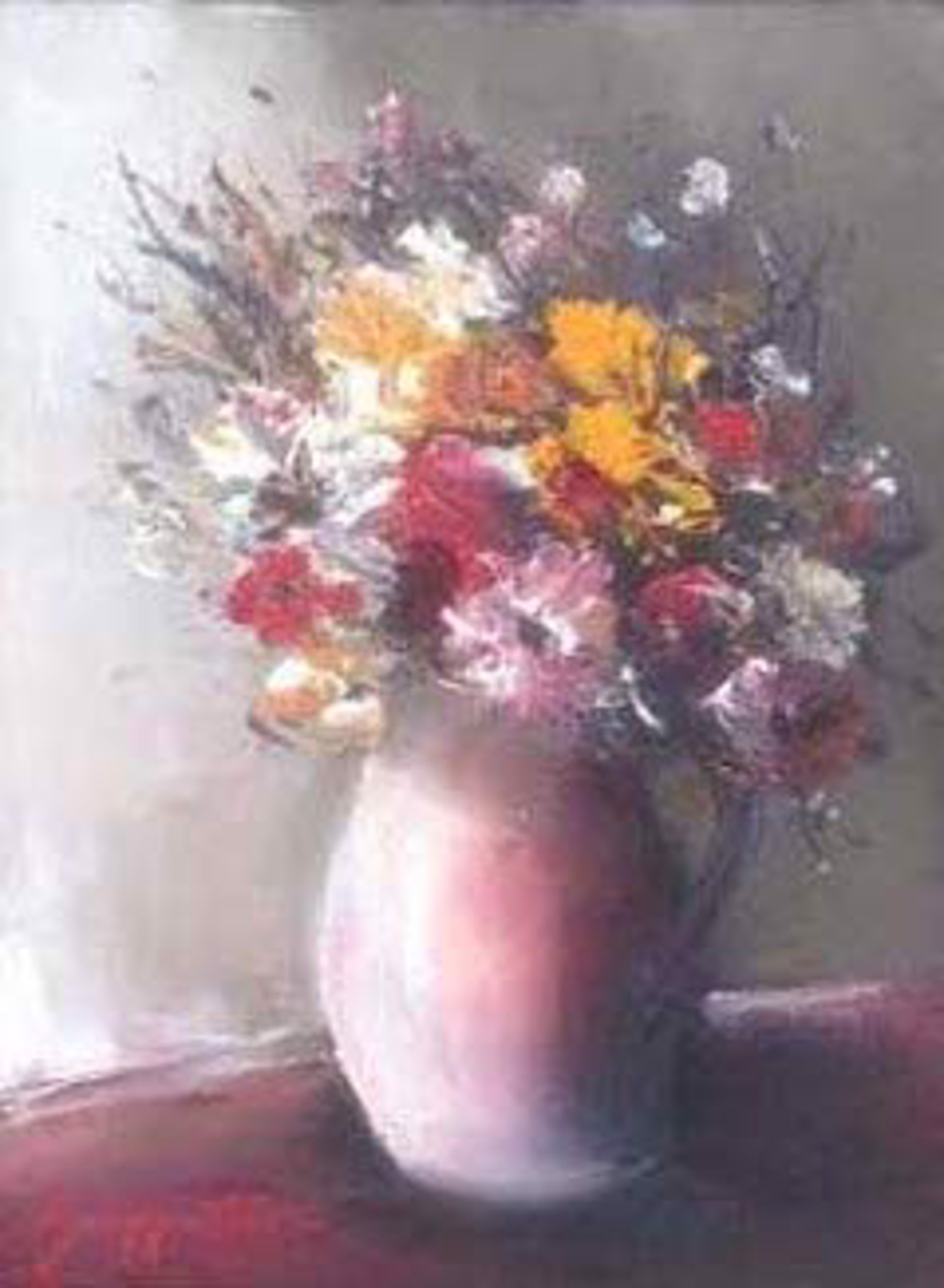 Springtime Bouquet by James Scoppettone