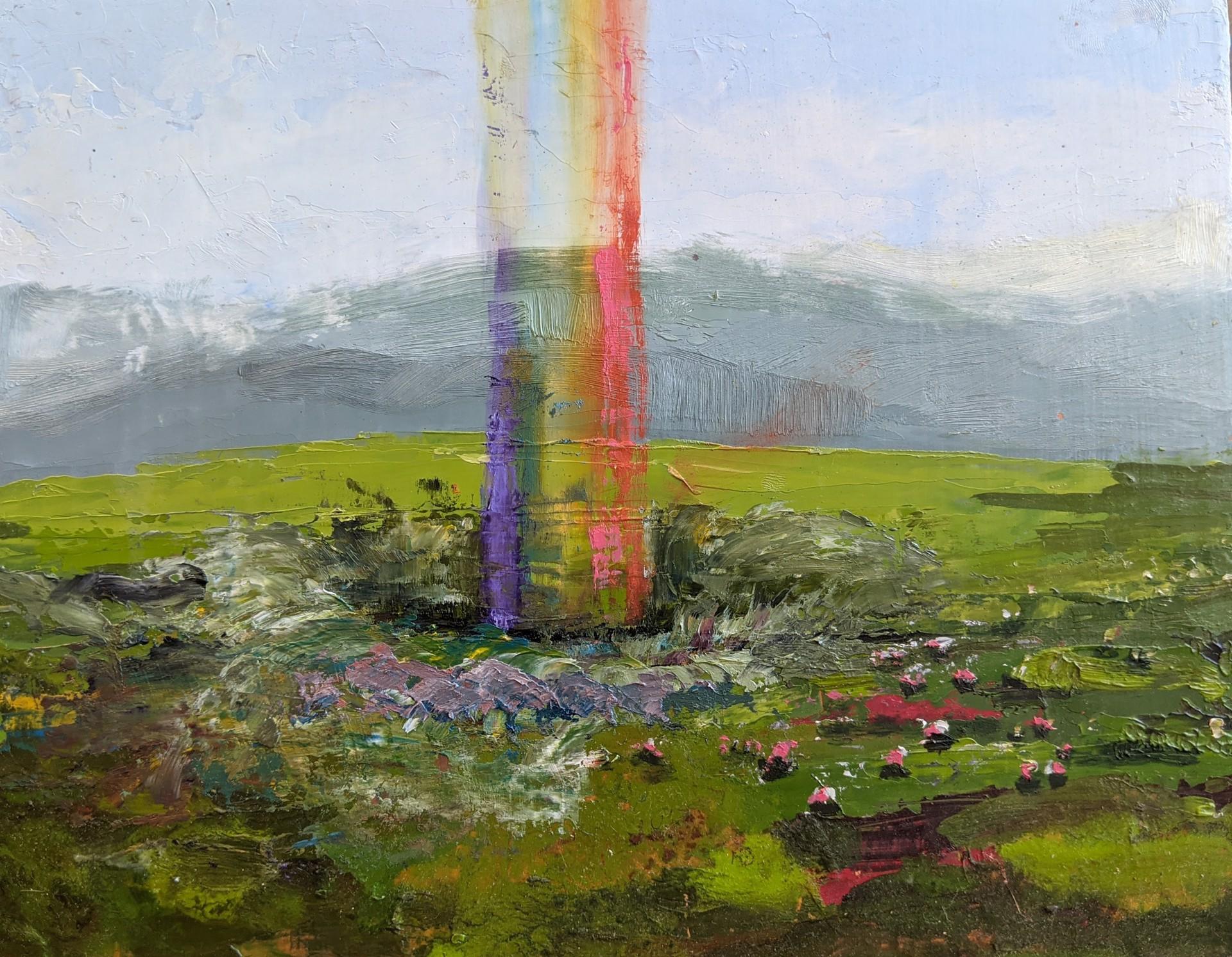 Rainbow Hole by Caitlin Hurd