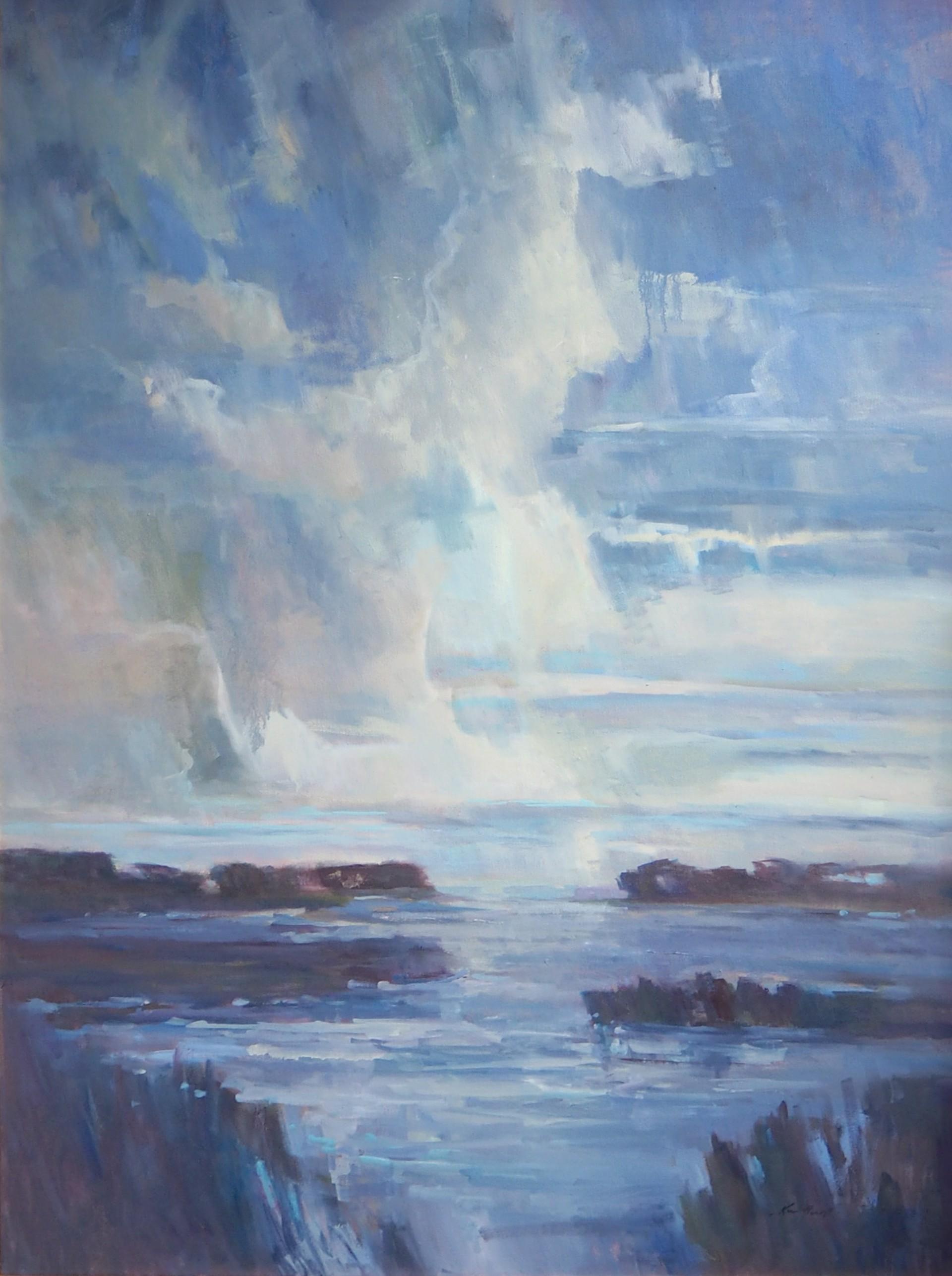 Daydream Blues by Karen Hewitt Hagan