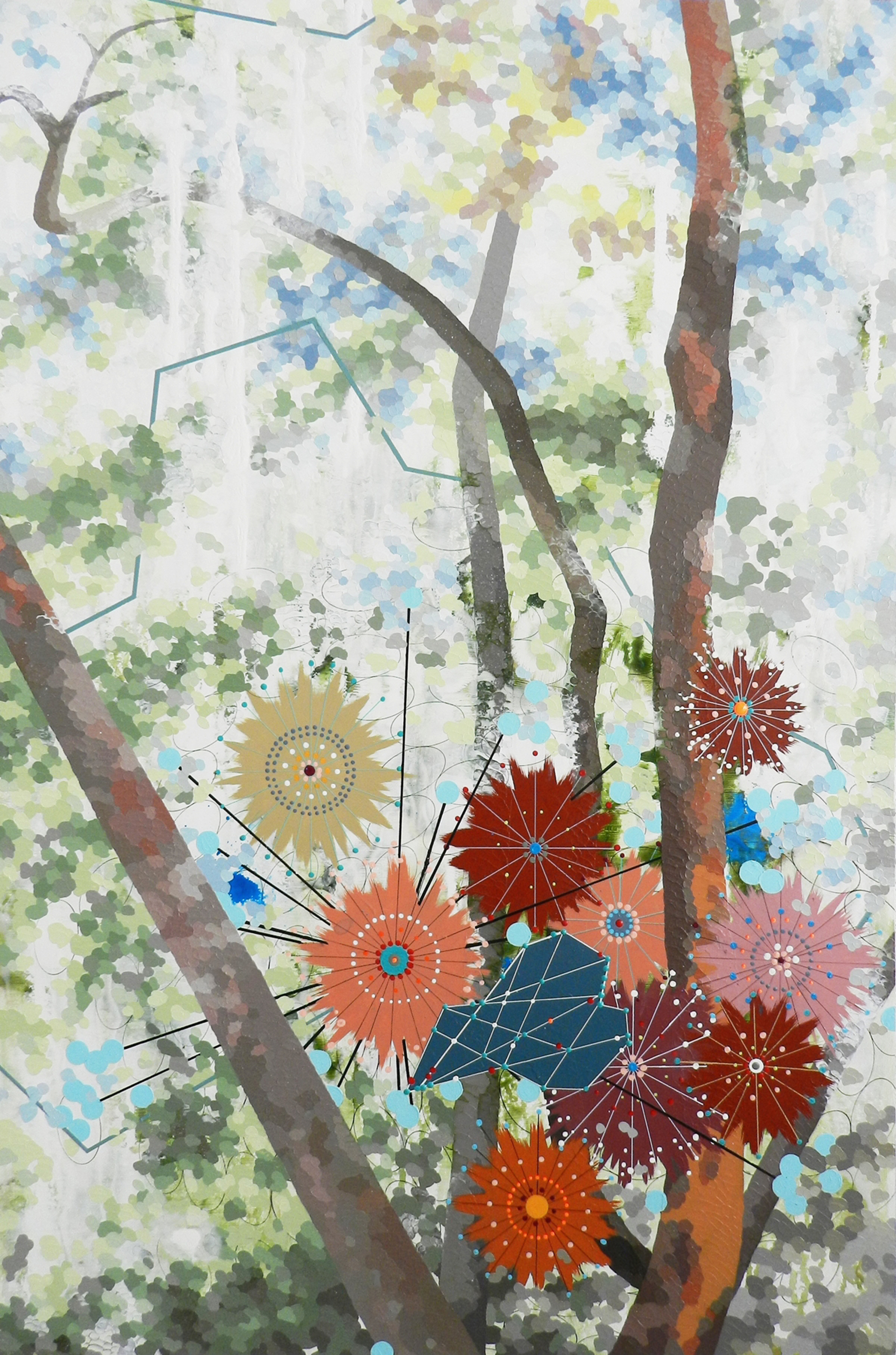 Flora by Second State: Elaine Coombs and Heather Patterson