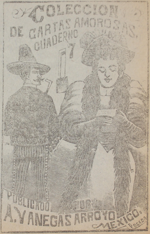 Colección de Cartas Amorosas Cuaderno 7 by José Guadalupe Posada (1852 - 1913)