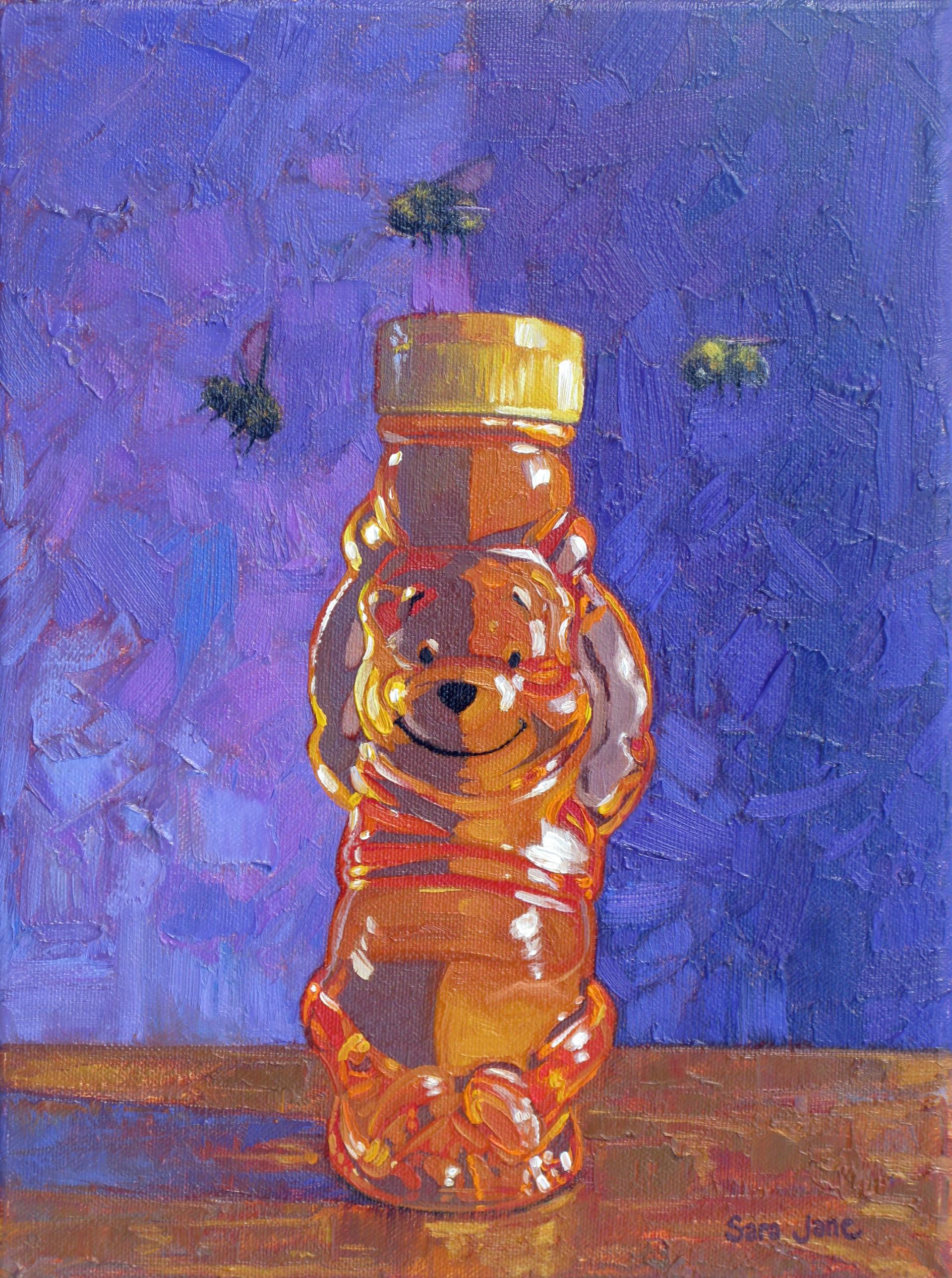 Honey Honey Buzz Buzz Buzz by Sara Jane Doberstein