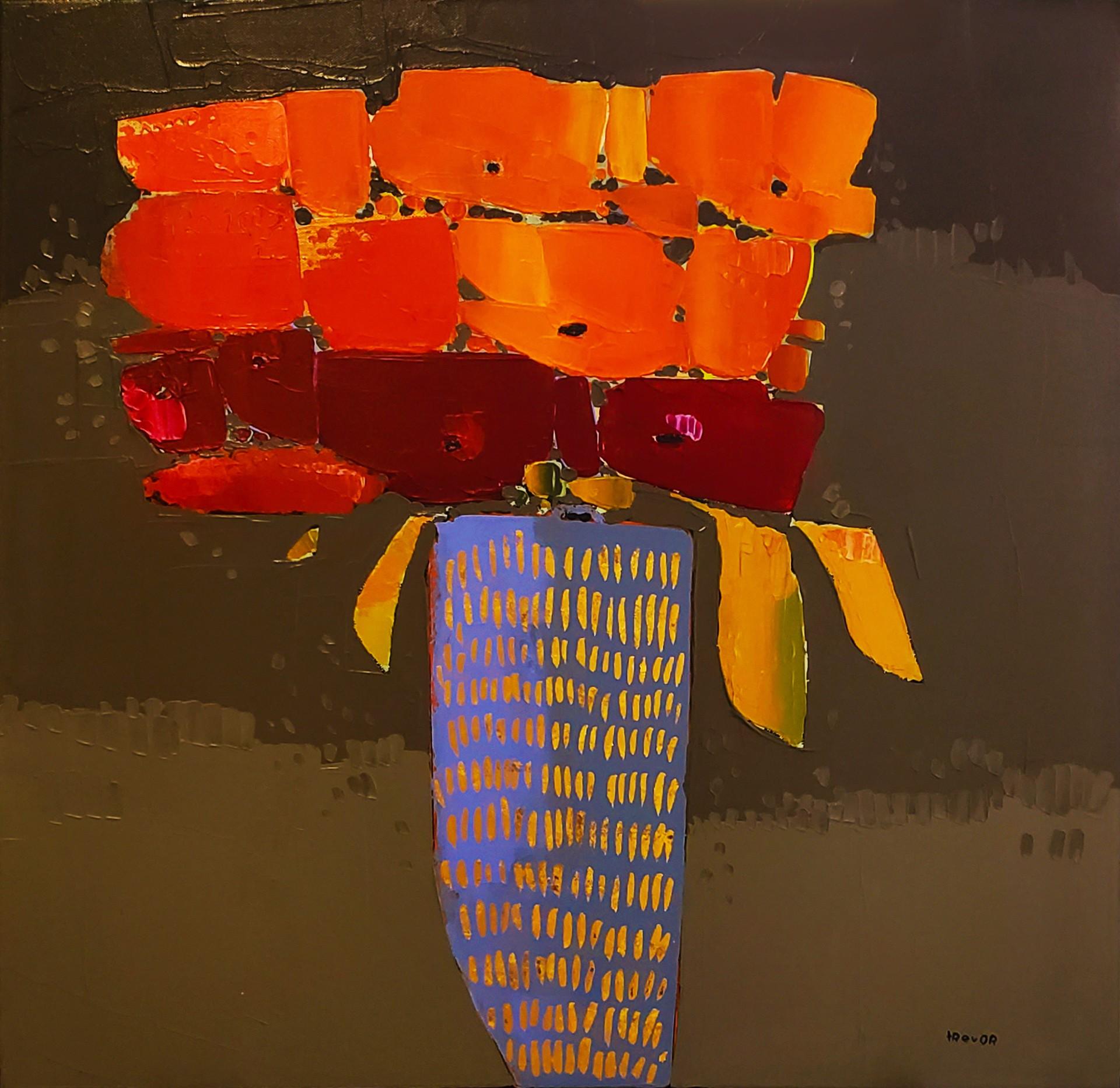 Poppies by Trevor Mikula
