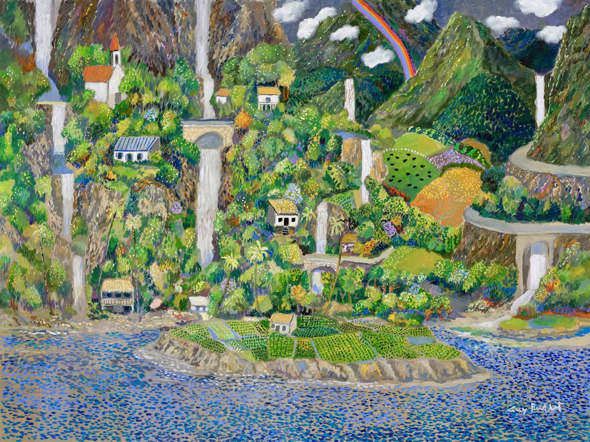 Hana Coast by Guy Buffet