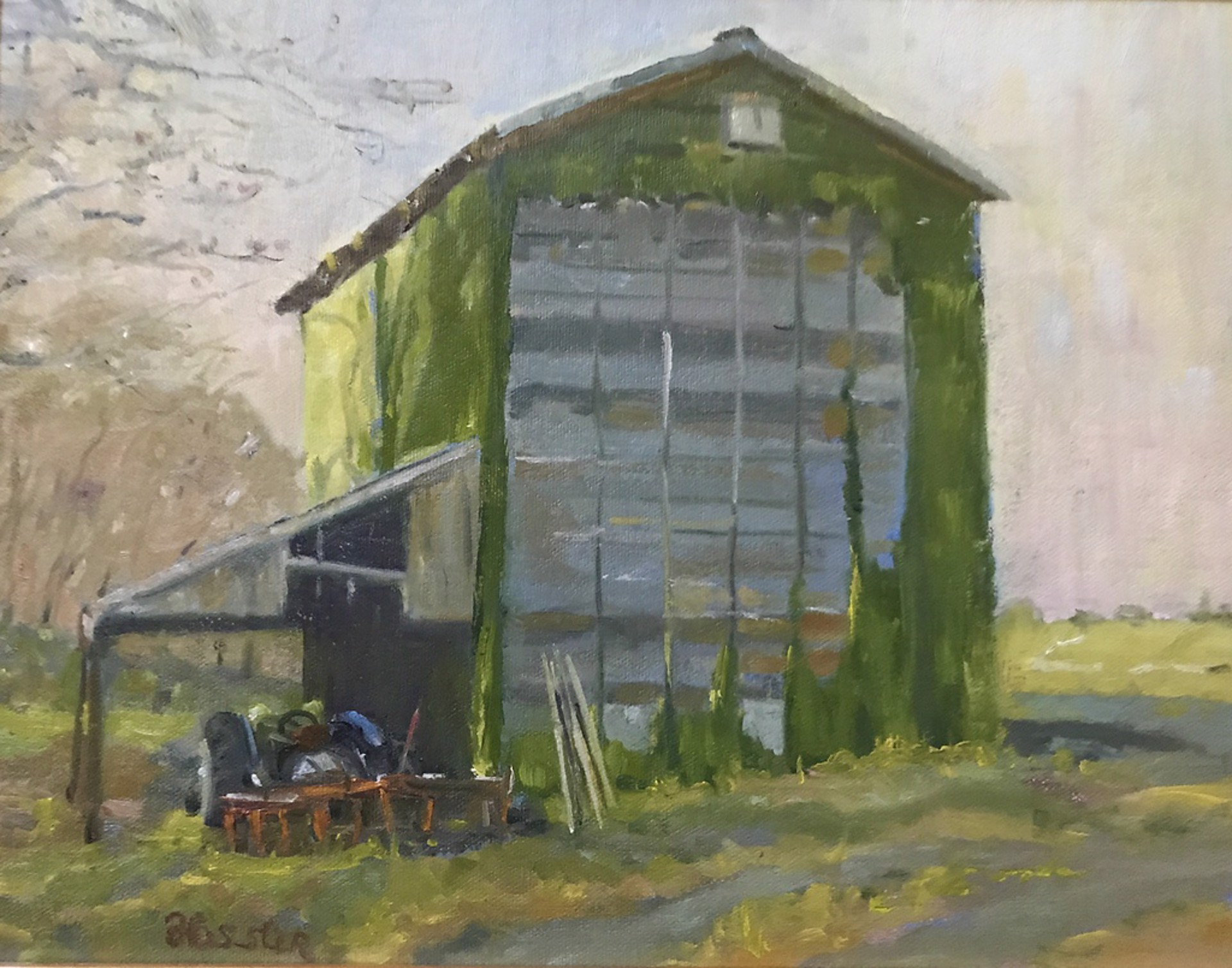 Southern Exposure by Steve Hessler