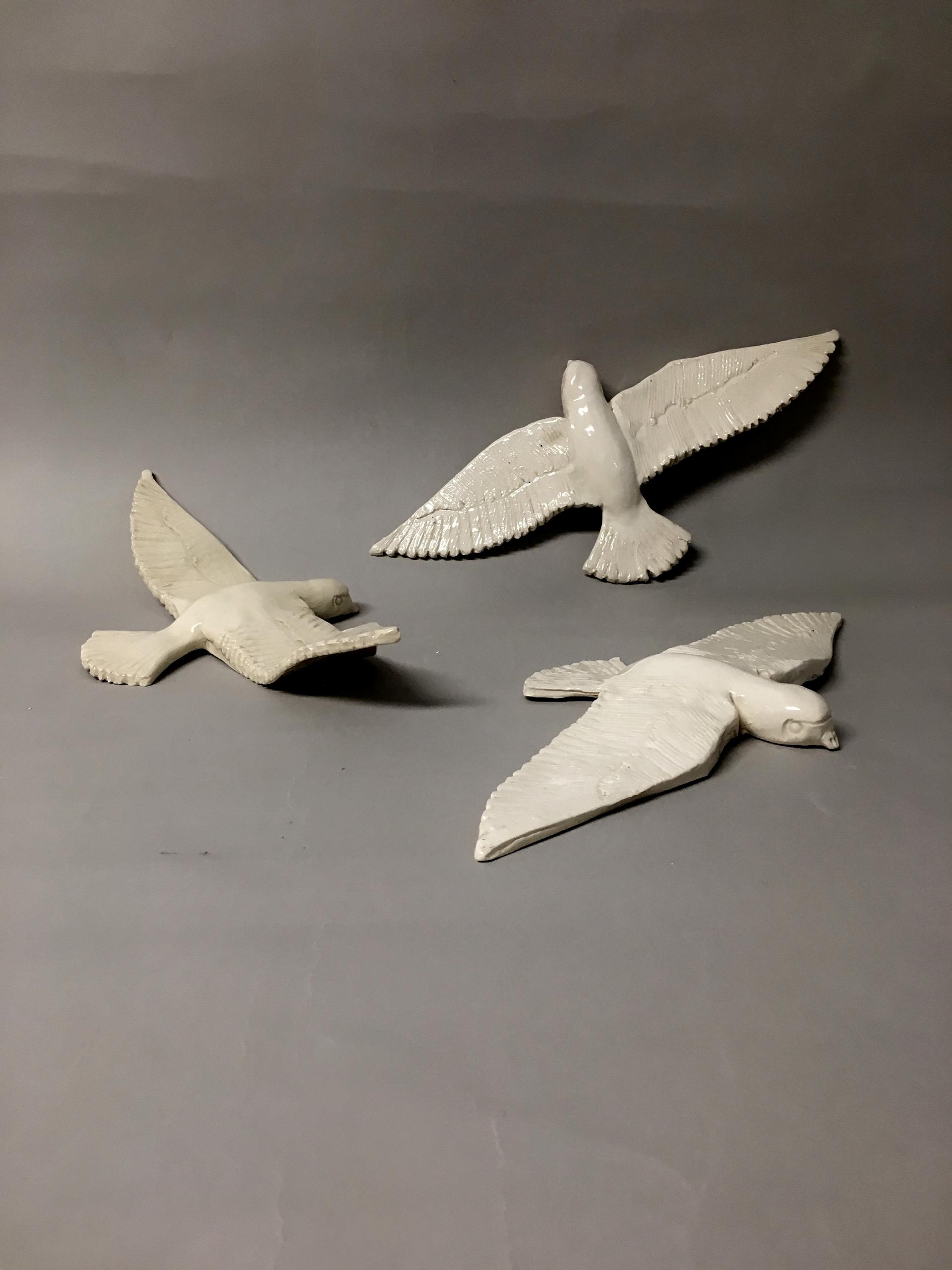 Swallow in Flight by Meagen Svendsen