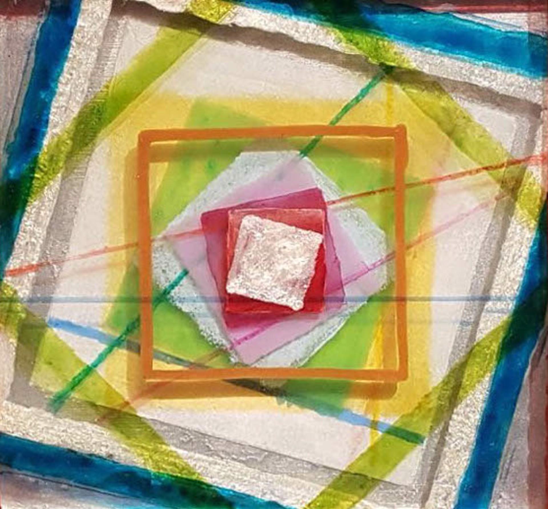 Game Of Squares by Larissa Morais