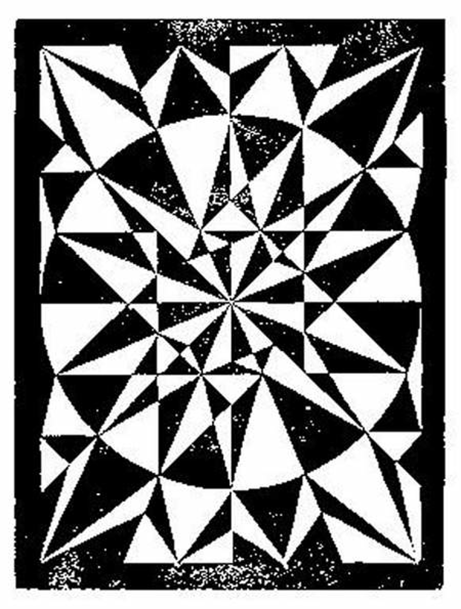 Flor de Pascua - Beautiful by M.C. Escher