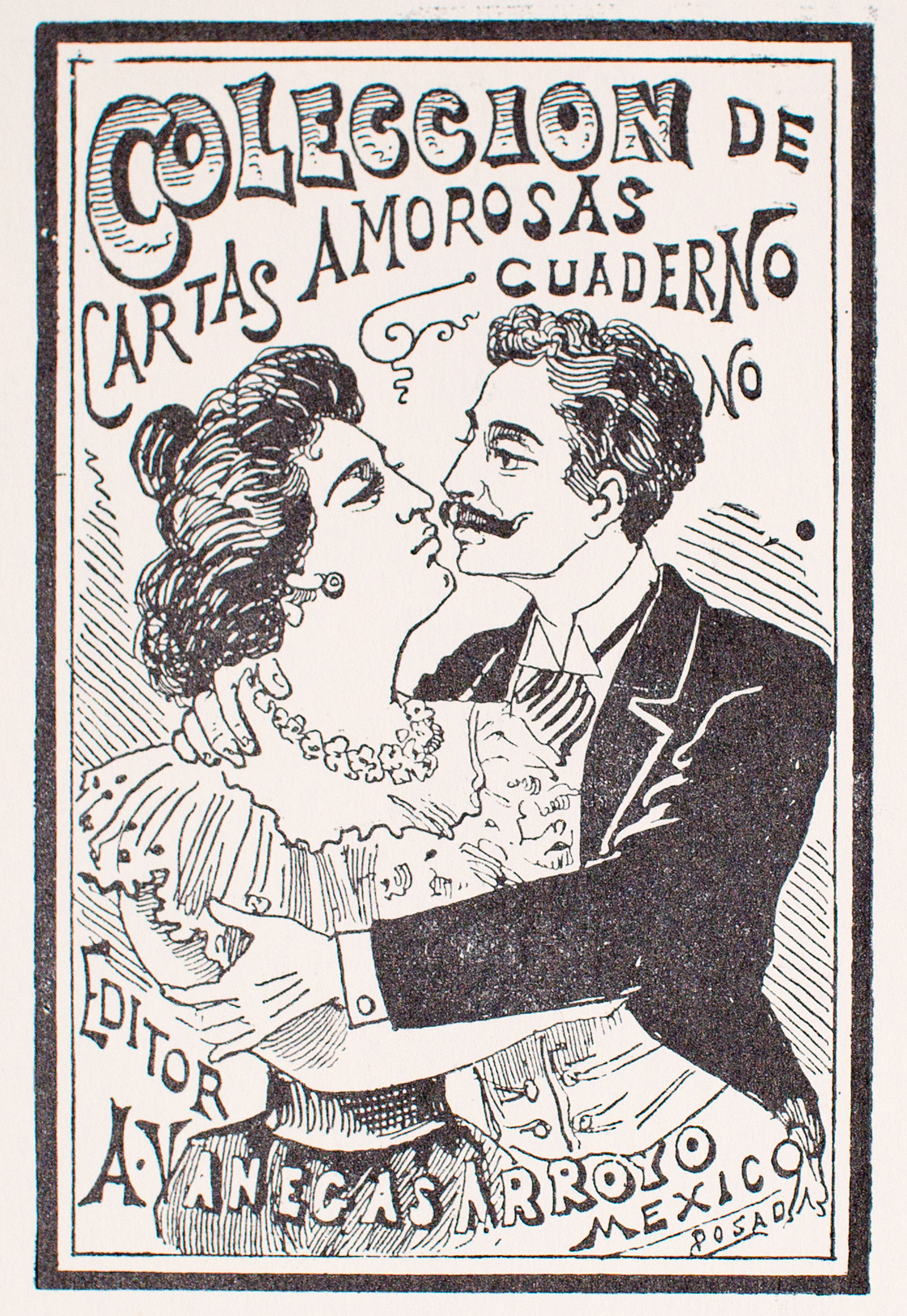 Coleccion de Cartas Amorosas by José Guadalupe Posada (1852 - 1913)