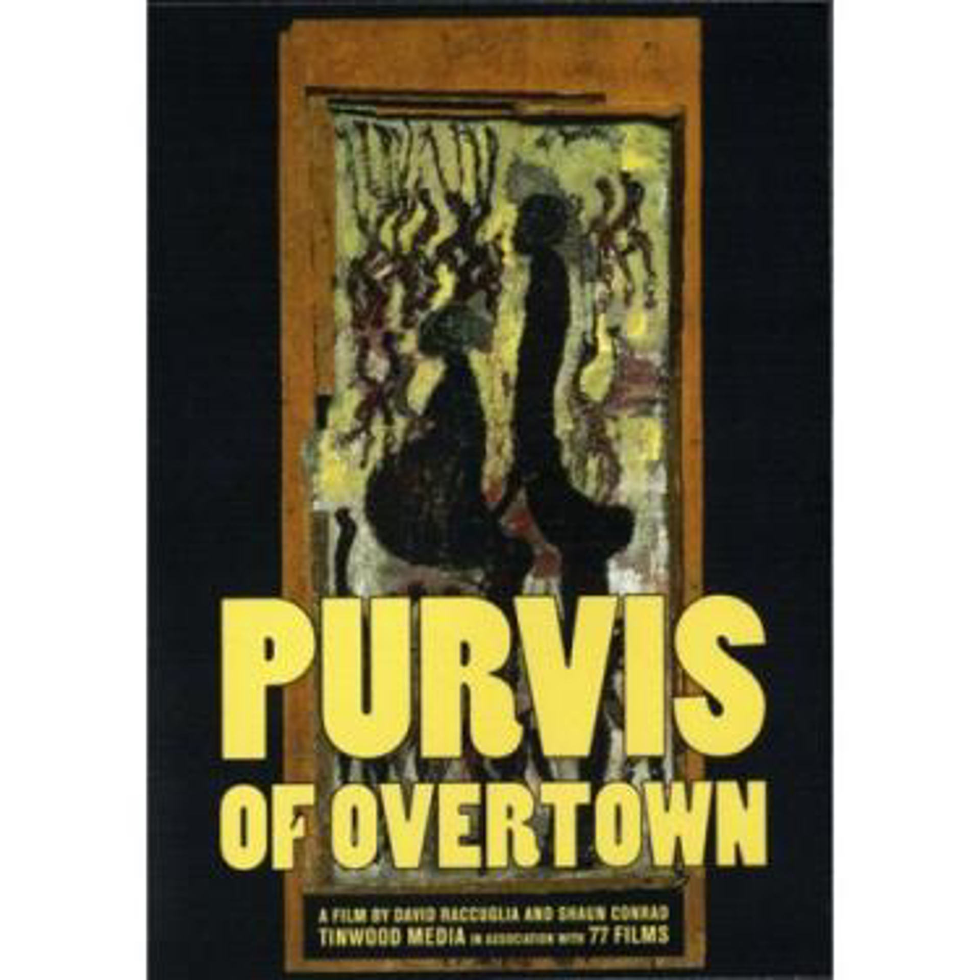 Purvis of Overtown DVD by Purvis Young