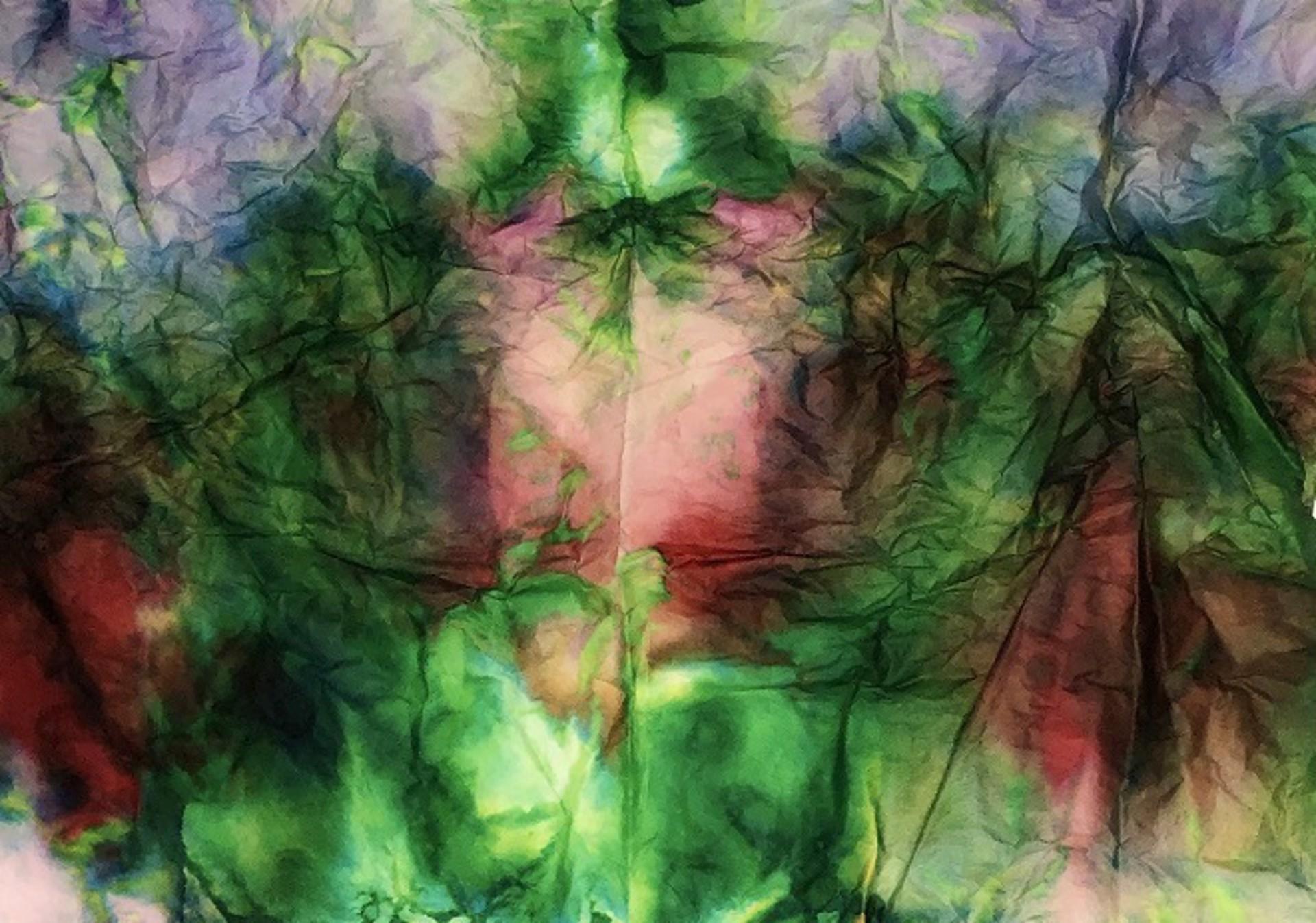 Balance 2 (diptych) by Maya Freelon