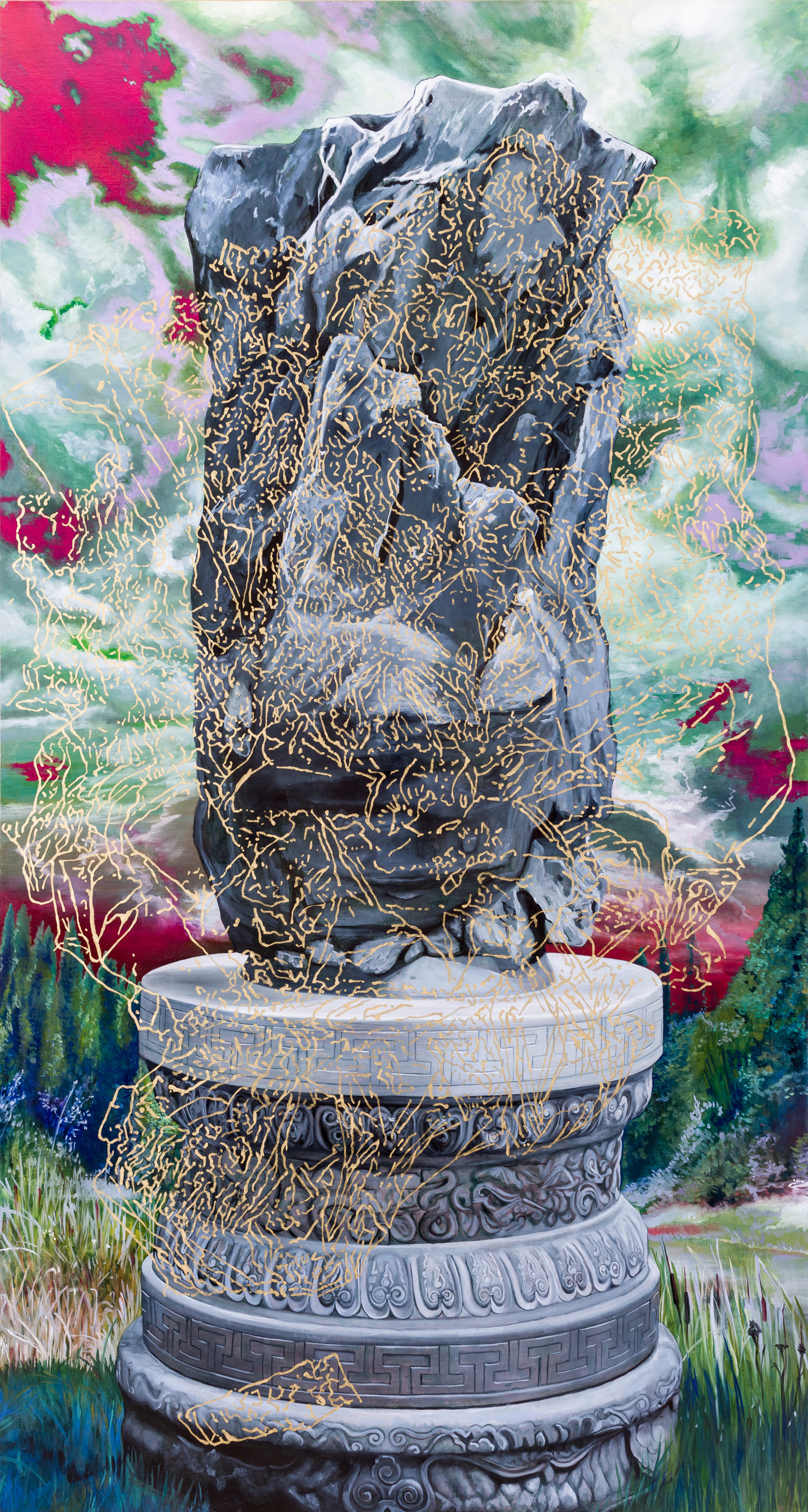 Standing Stone 5 by Melissa Furness