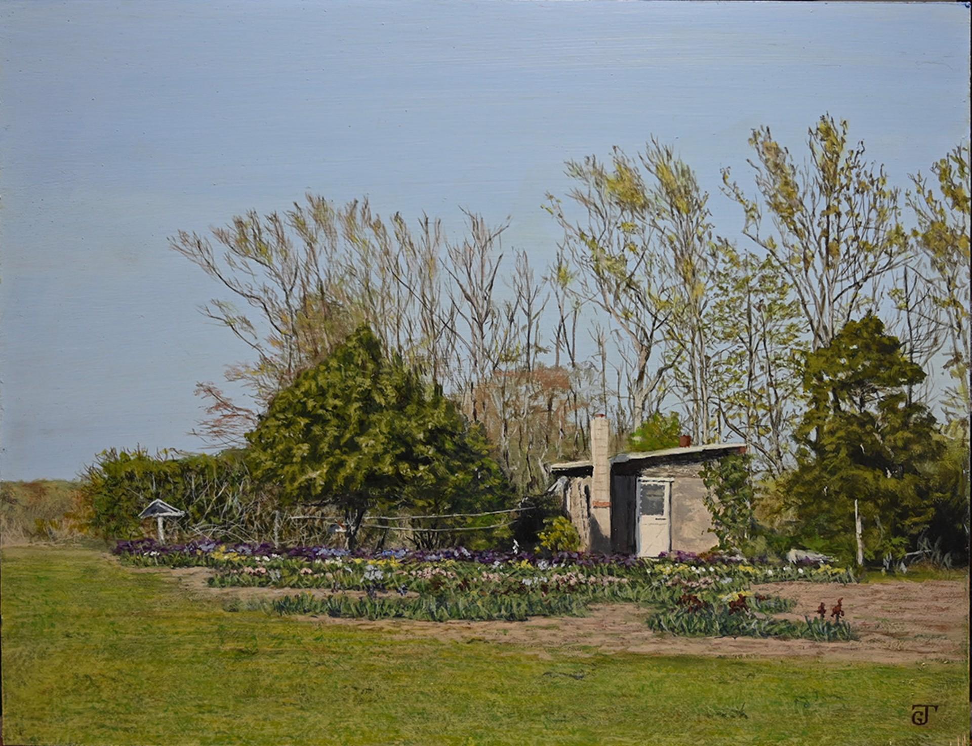 Iris Farm, South Jersey by Jeff Gola