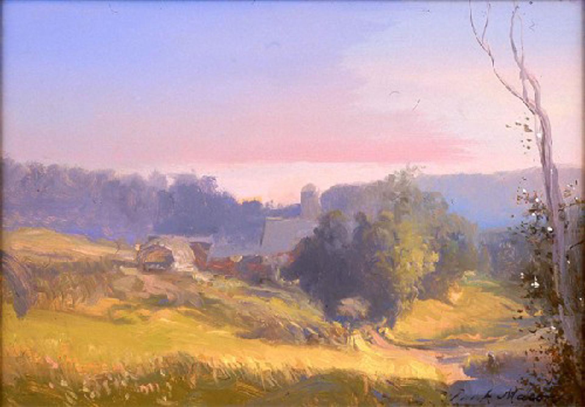Goodrich Farm by Frank Mason (1921 - 2009)