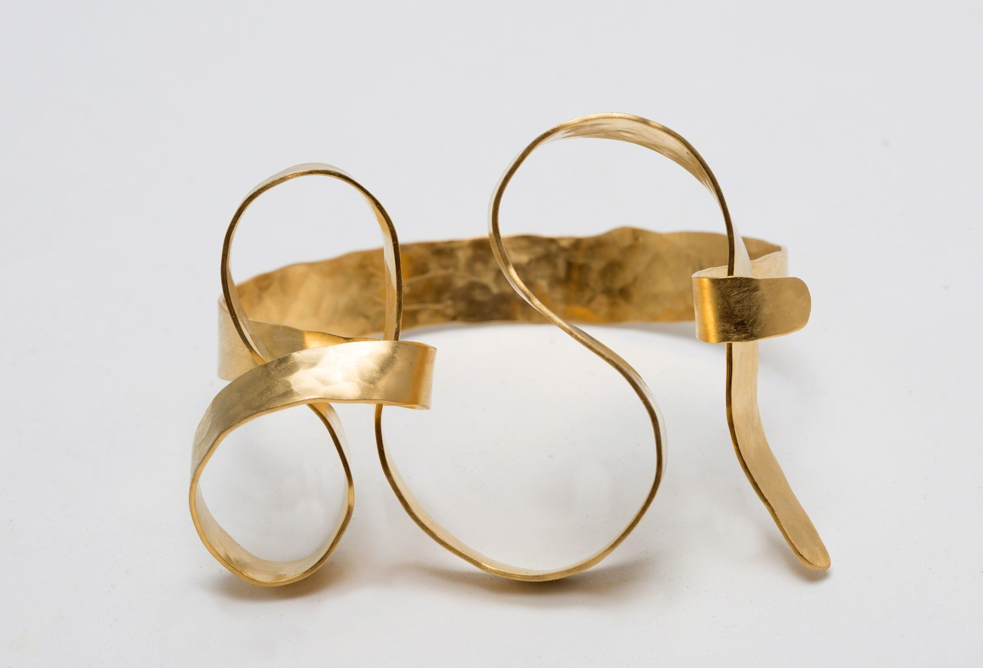 """Meanders"" Bracelet by Jacques Jarrige"
