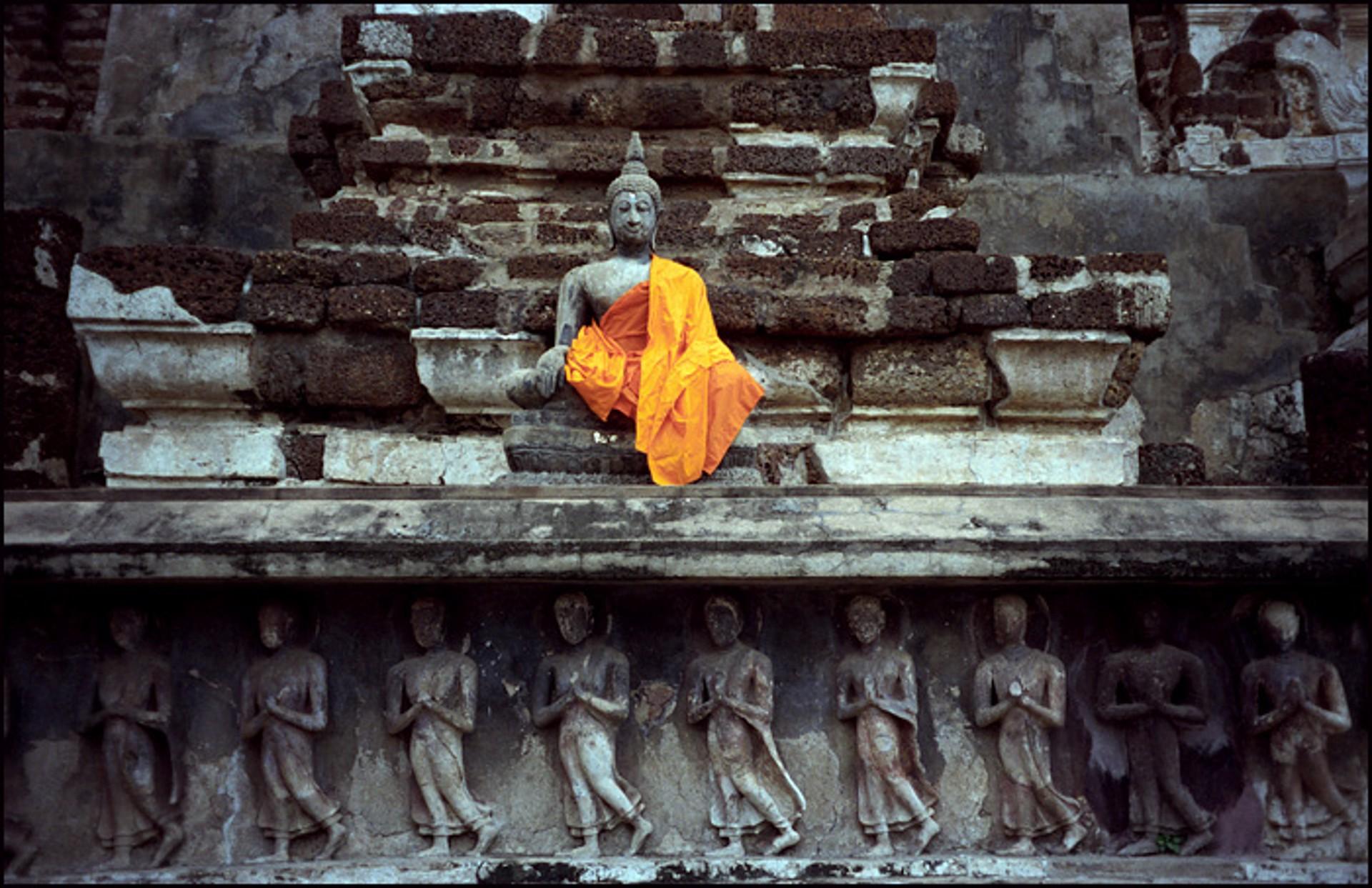 Buddha by Oksana Perkins