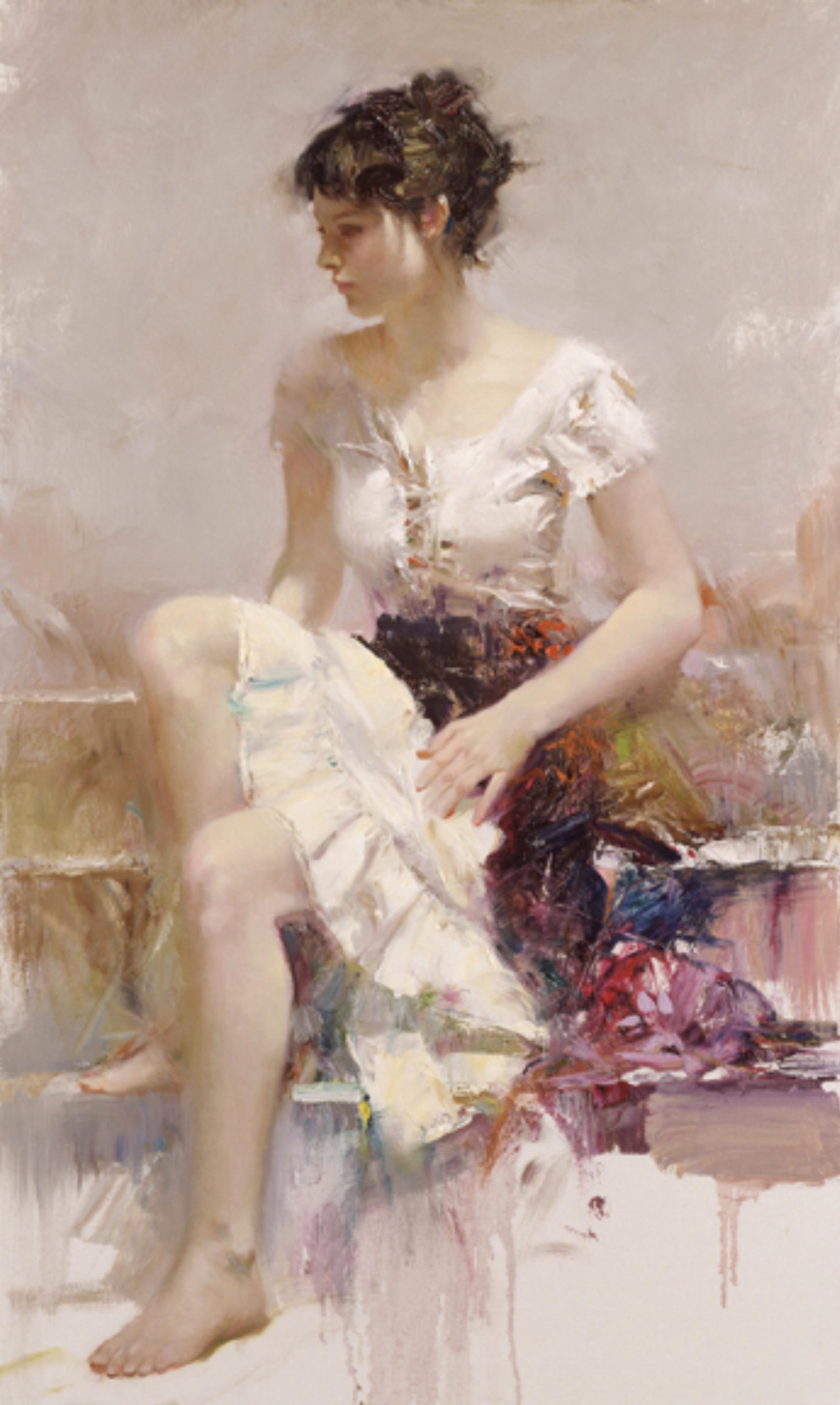 White Lace by Pino