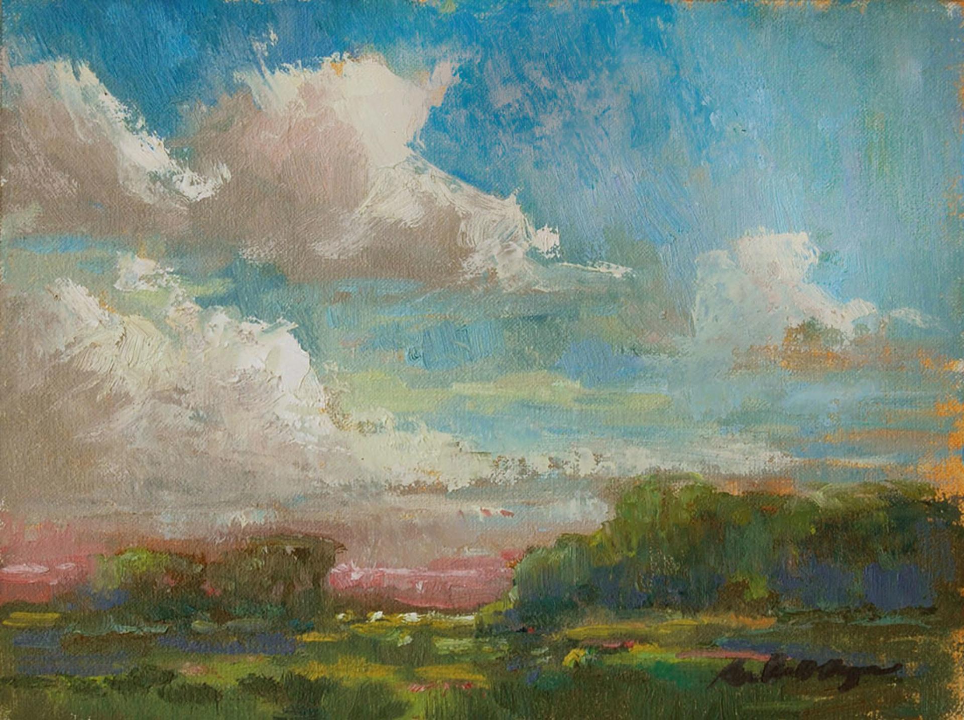 A Break In the Clouds by Karen Hewitt Hagan