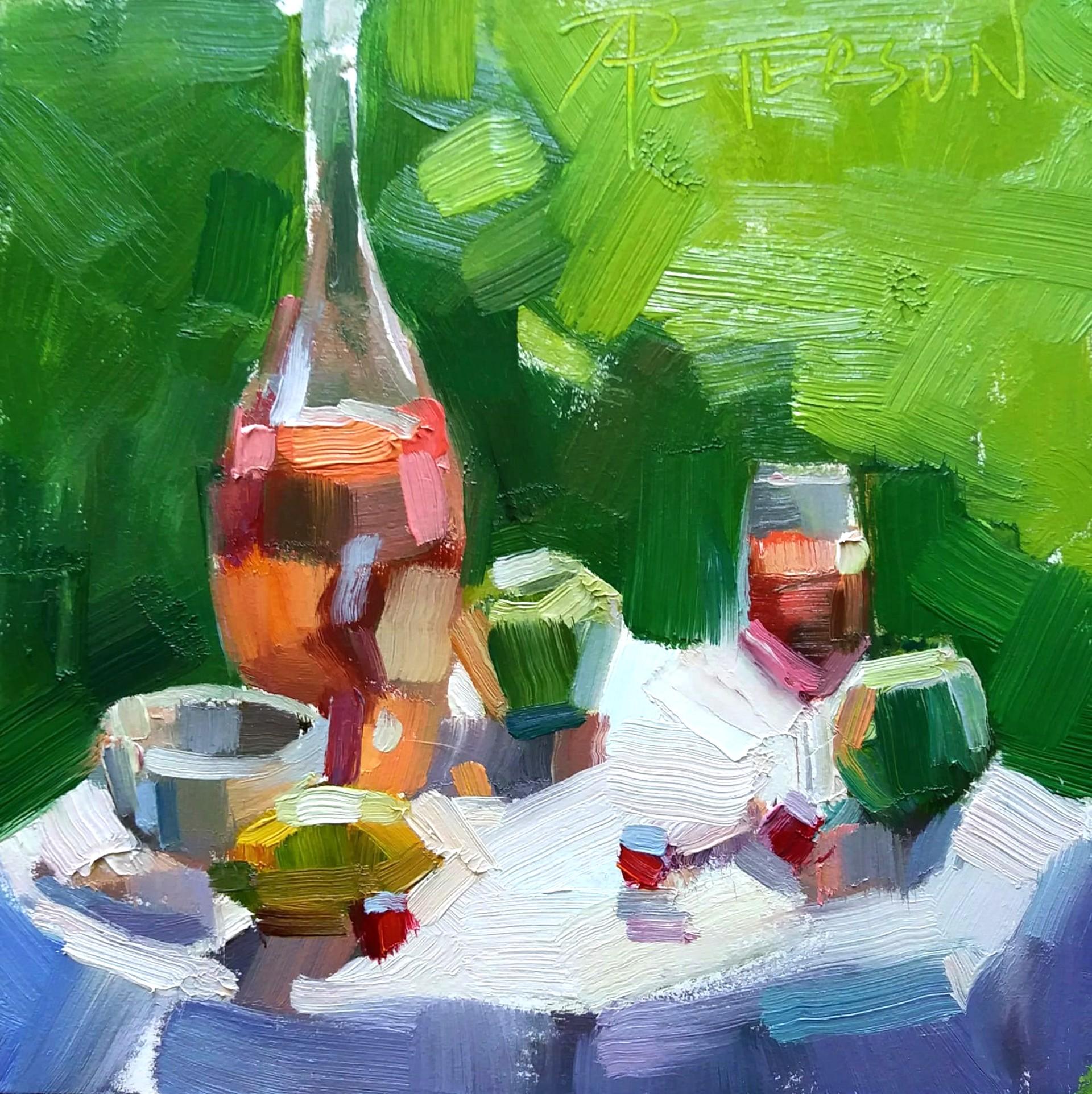 Al Fresco by Amy R. Peterson