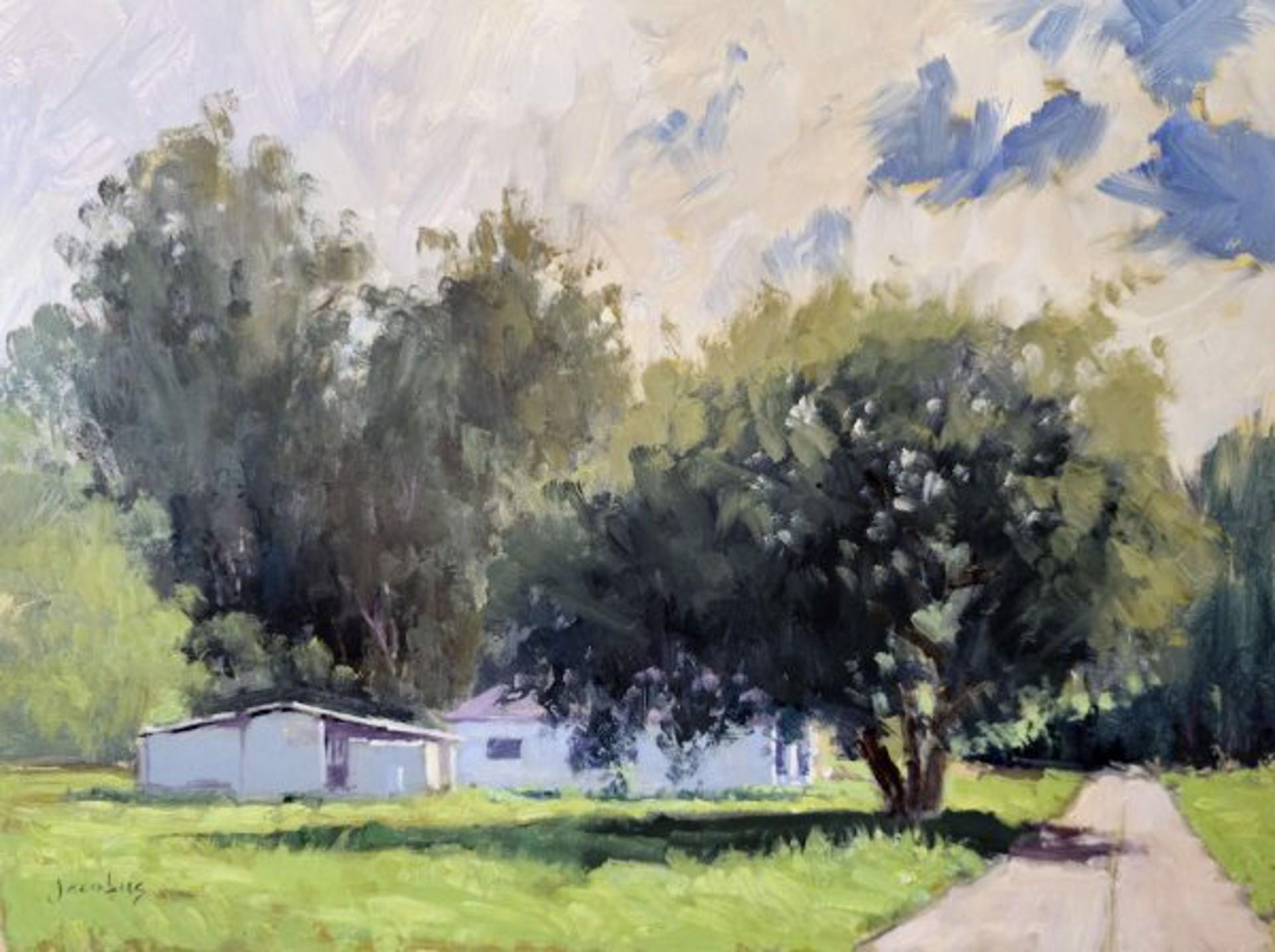 La Salle Farm House by Jacobus Baas