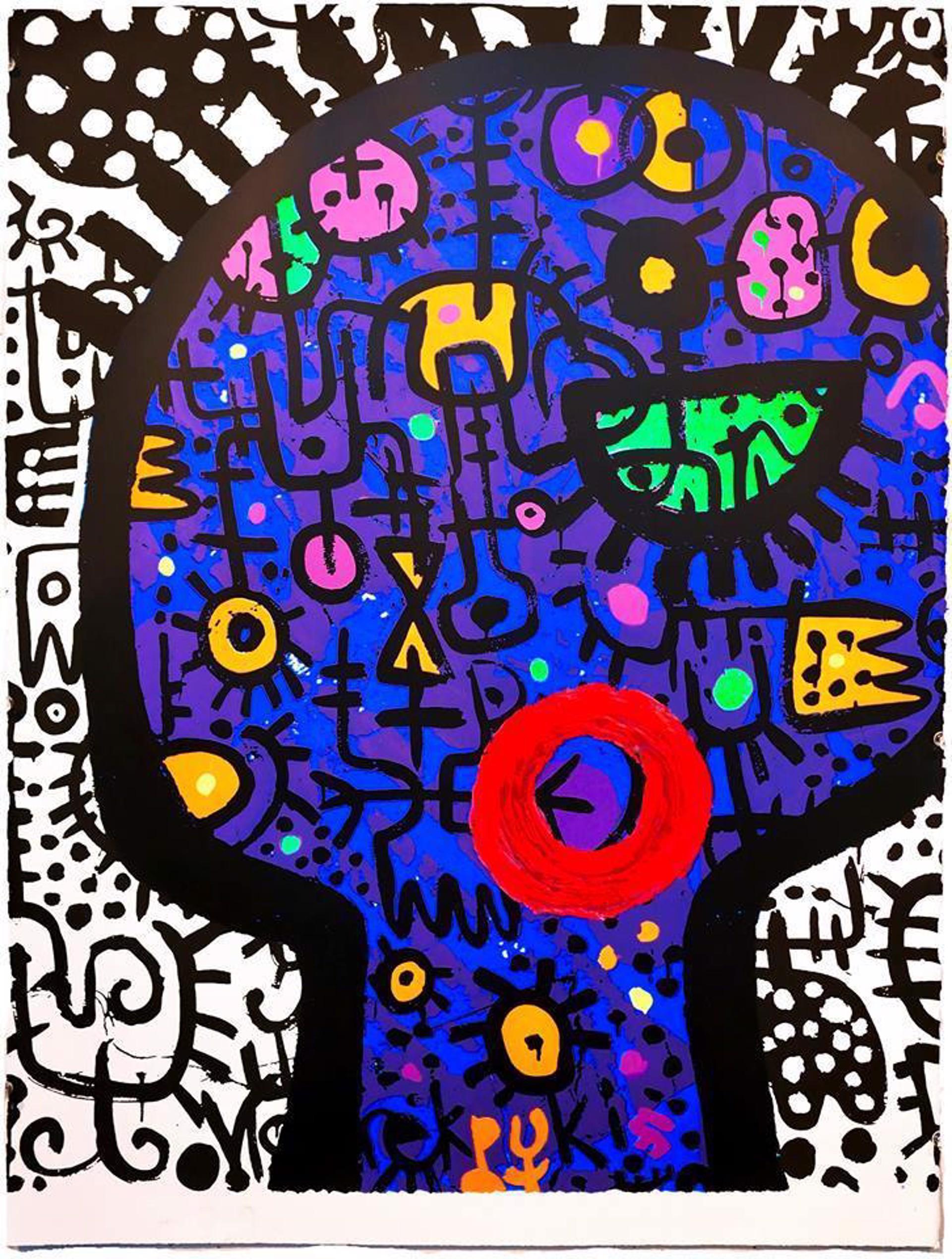 Hip Sista by Victor Ekpuk