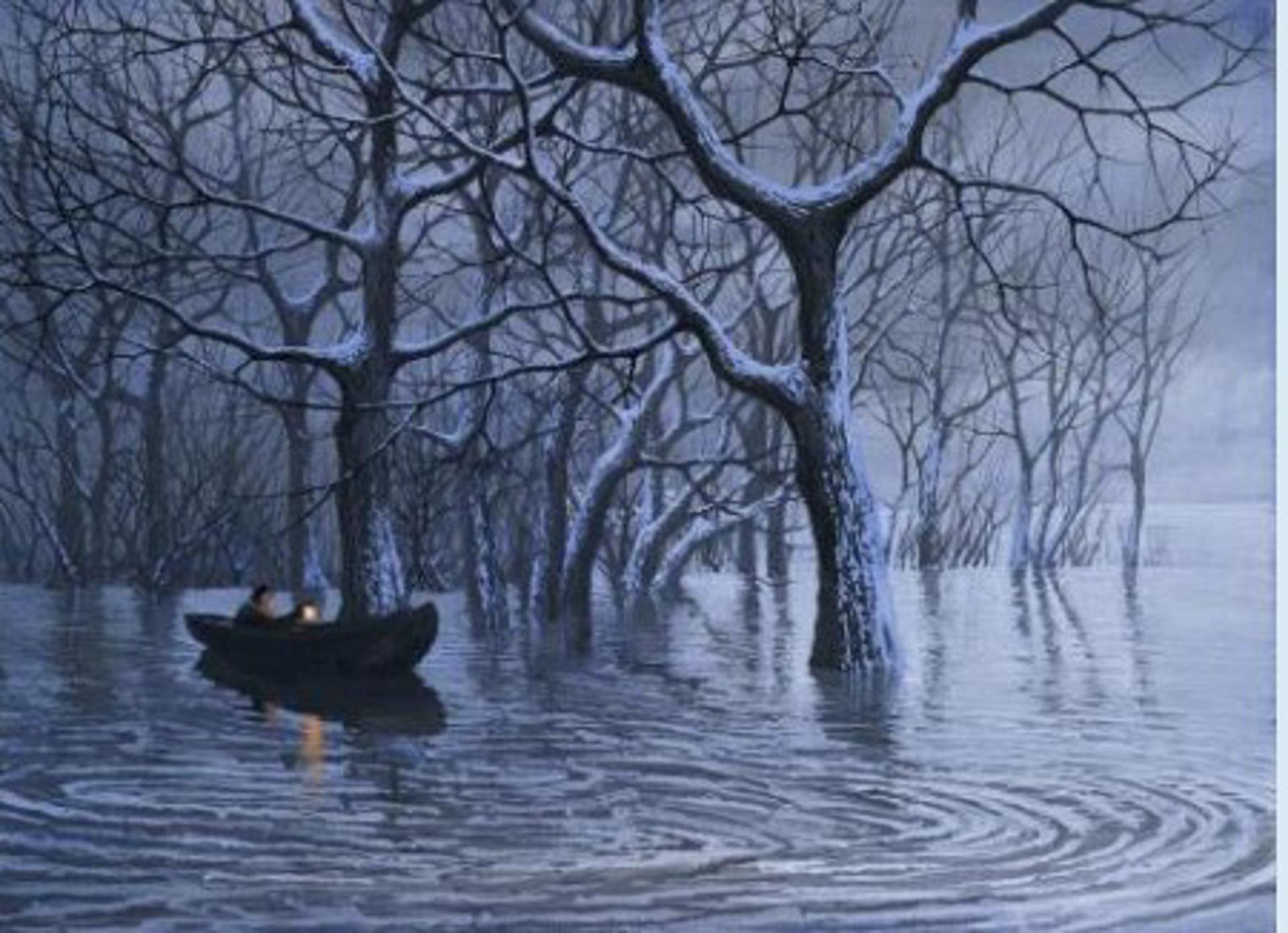 Midnight by Alexei Butirskiy