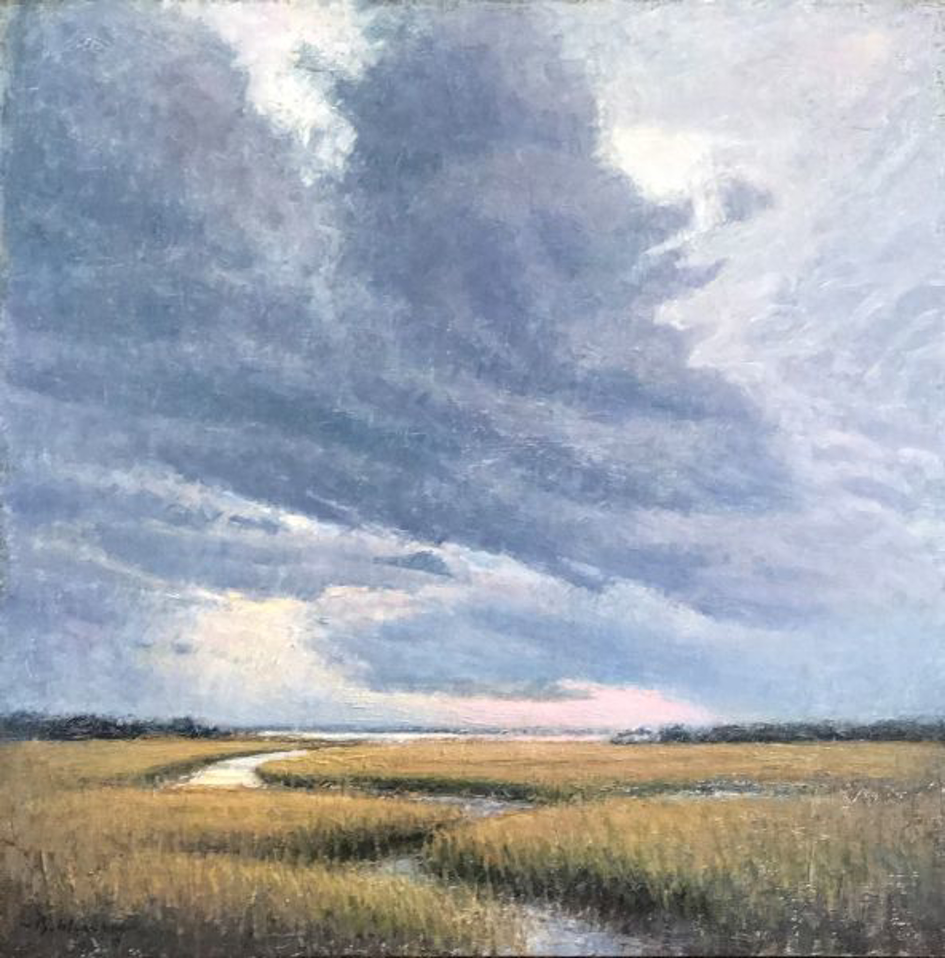Passing Clouds by Brett Weaver