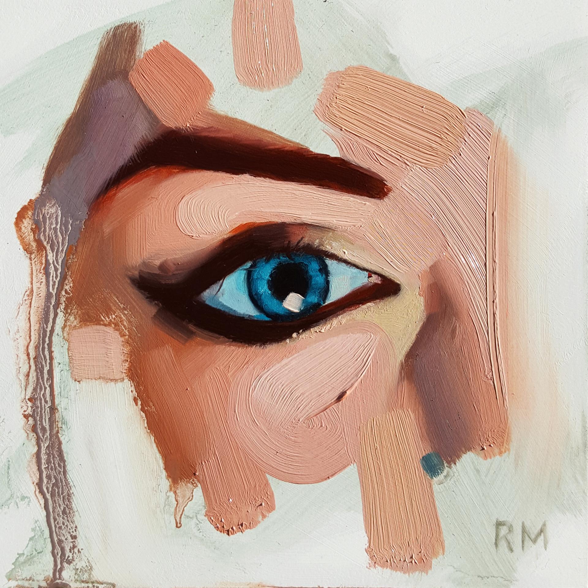 Blue Eye by Ryan Morse