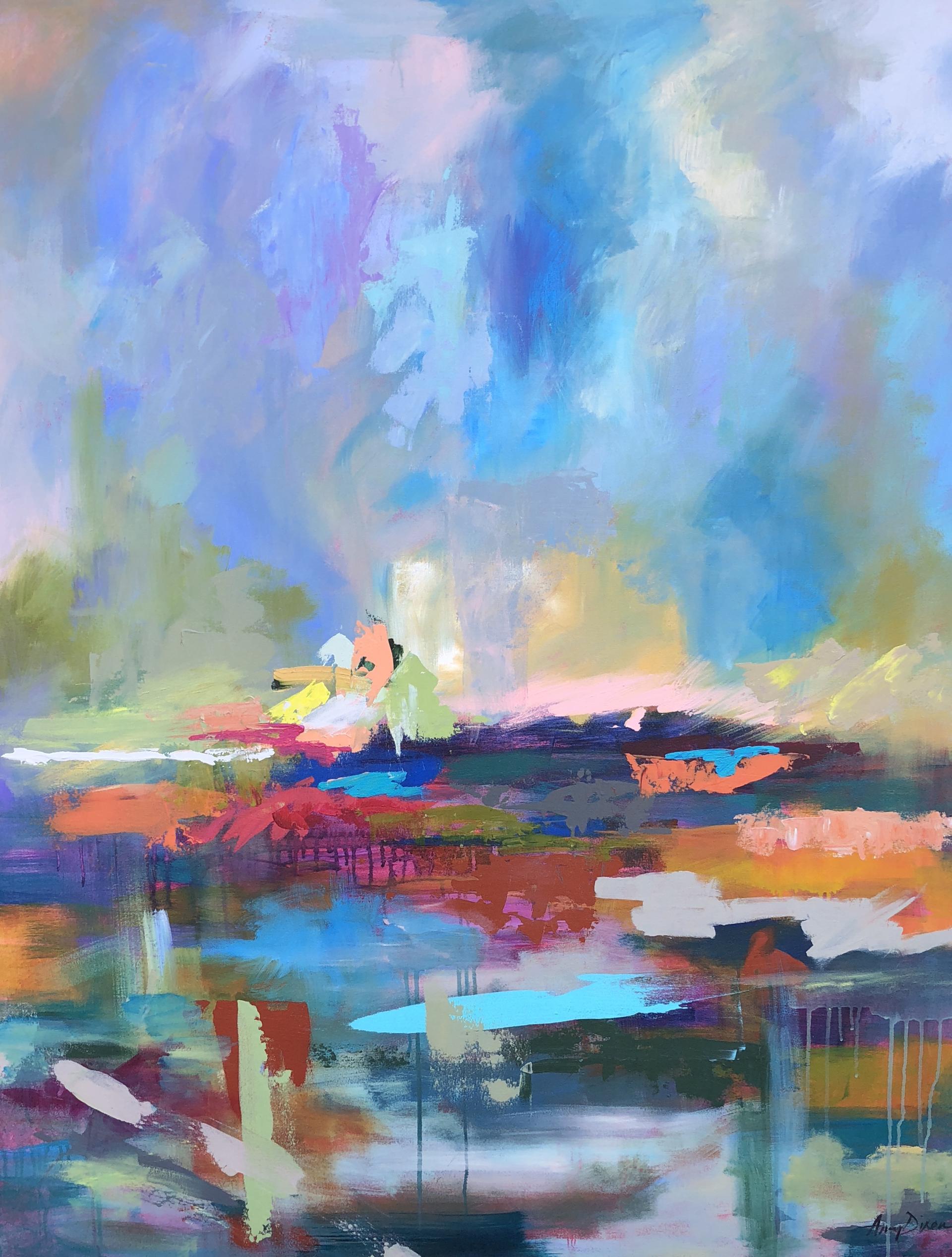 Fluidity by Amy Dixon
