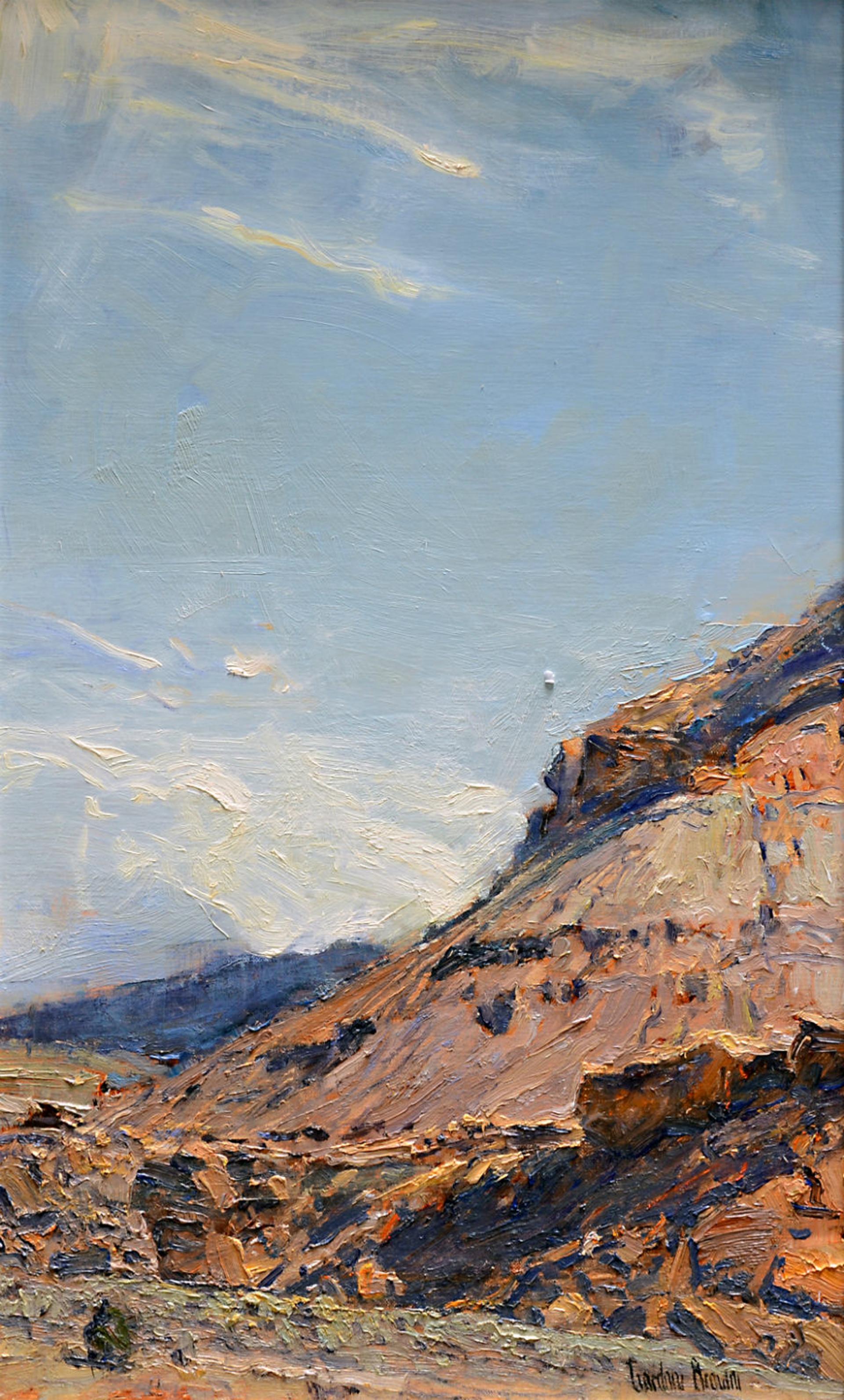 Canyon Bluff by Gordon Brown