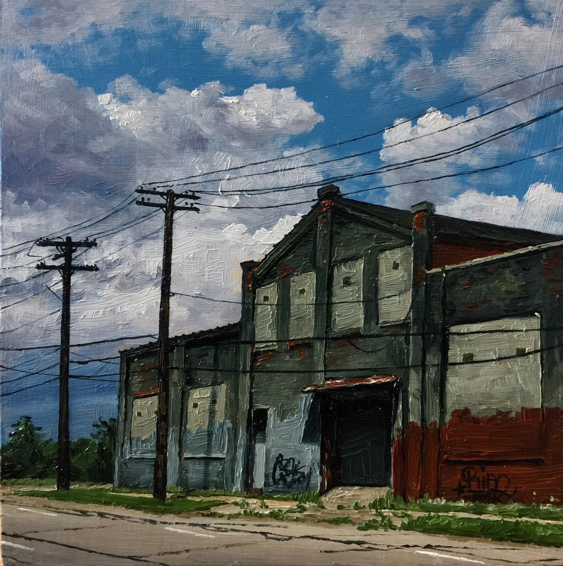 Livernois Ave by Stephanie Buer