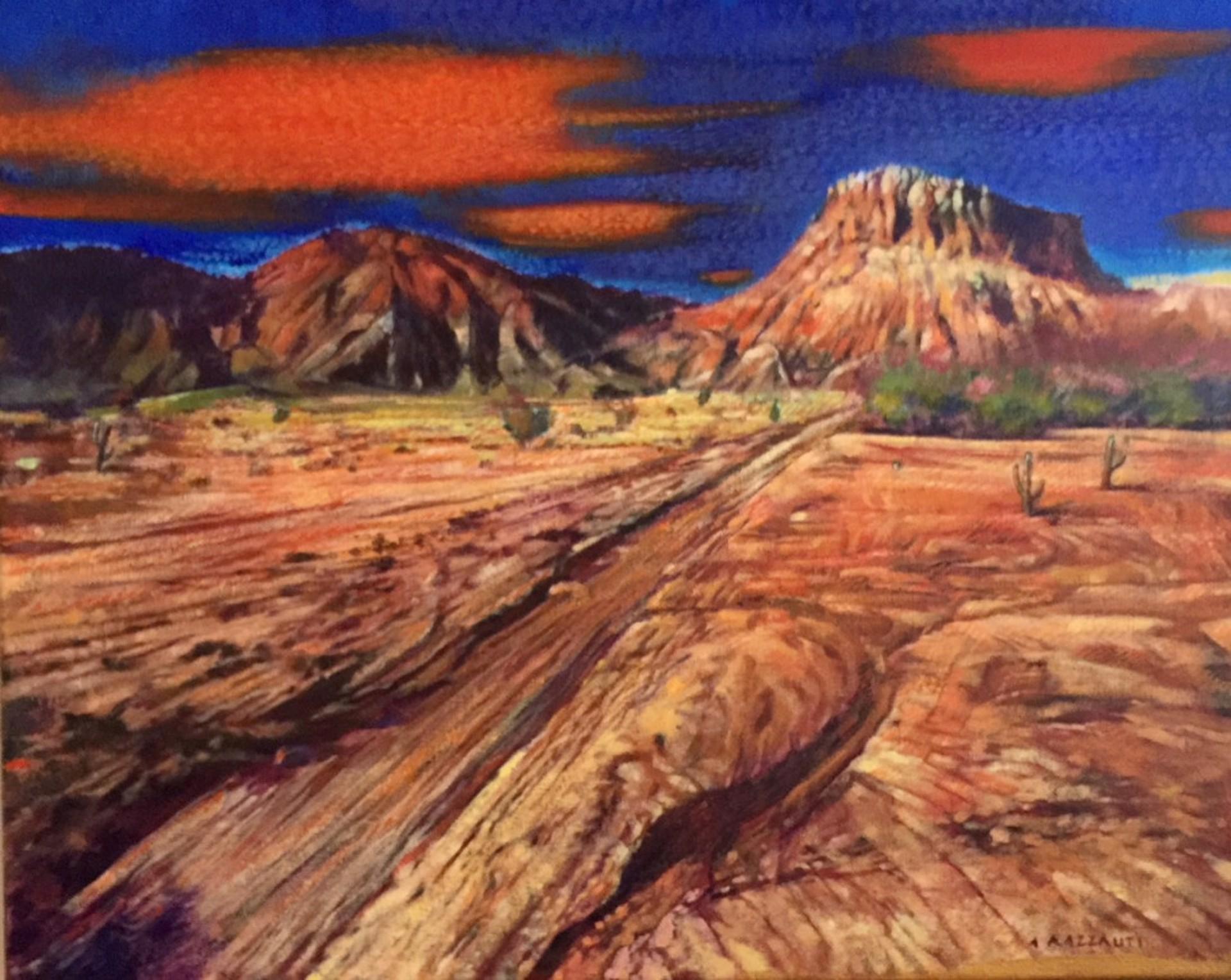 New Mexico by Andrea Razzauti