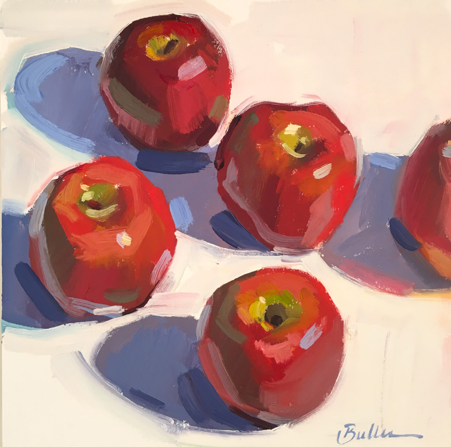 Apples to Apples by Samantha Buller