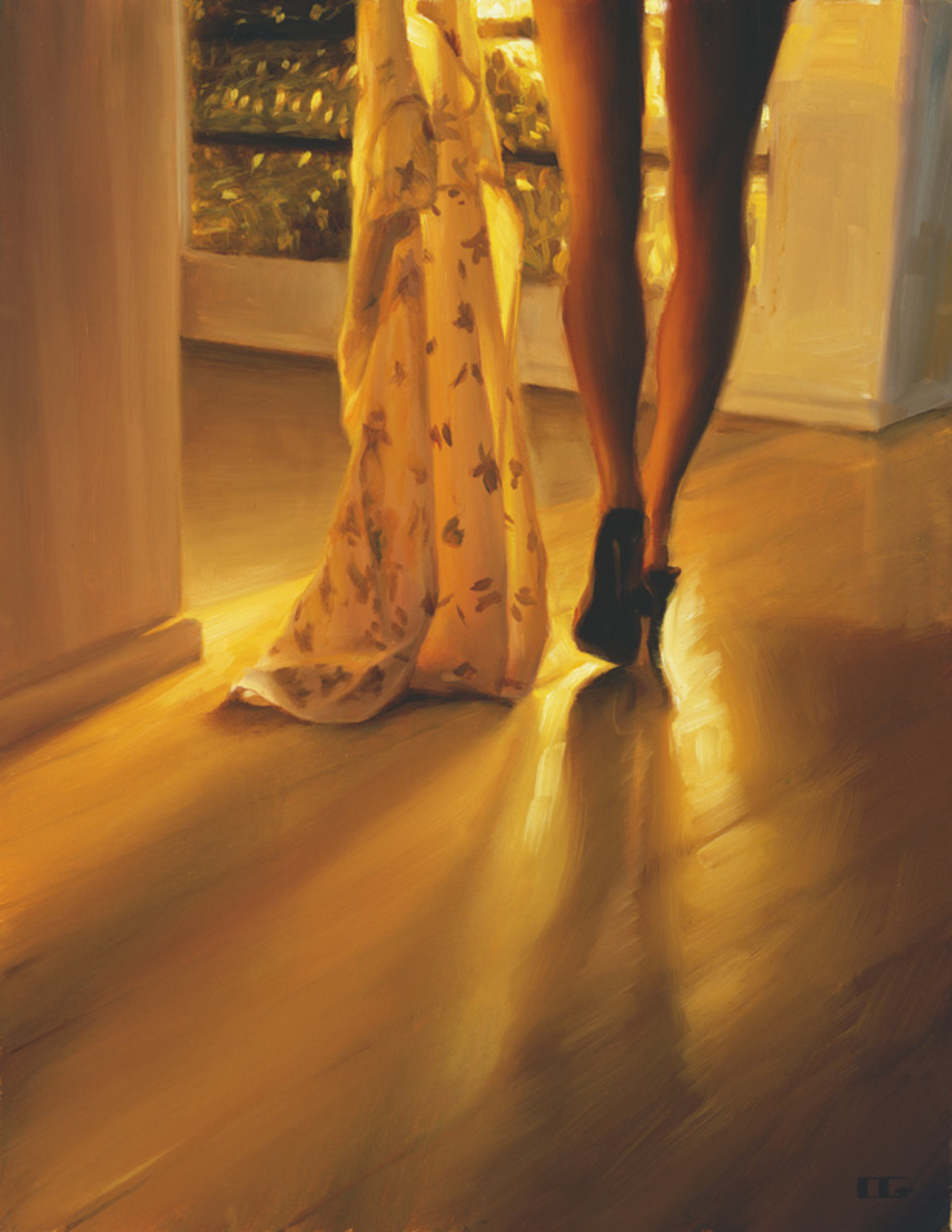 Sundress in the Sun (S/N) by Carrie Graber
