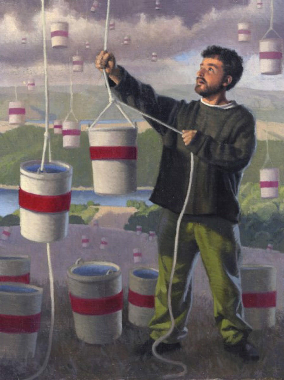 Raising Buckets by Ocean Quigley