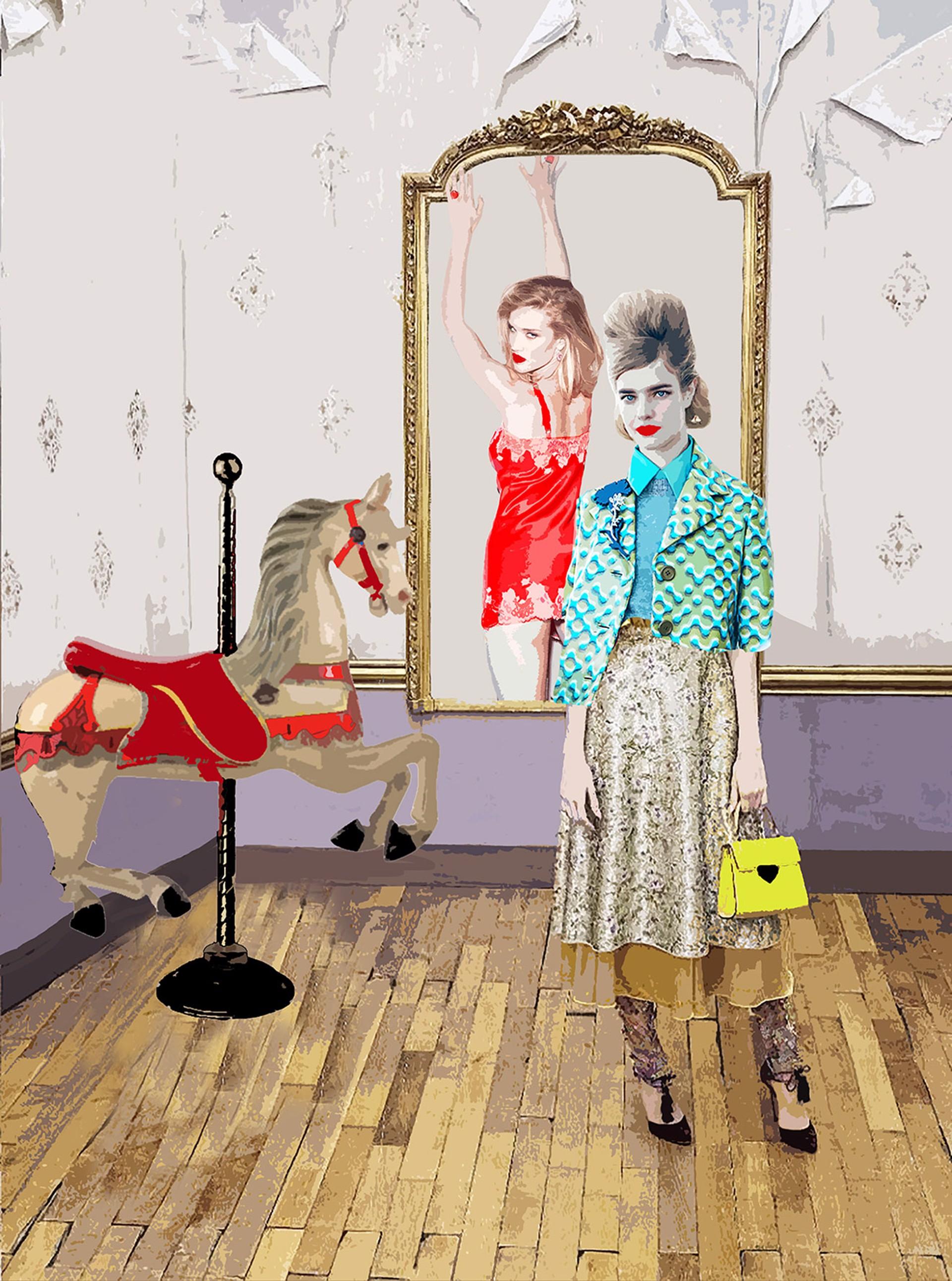 Penelope and Klara Was Ziehe ich Heute An by Billi Thanner