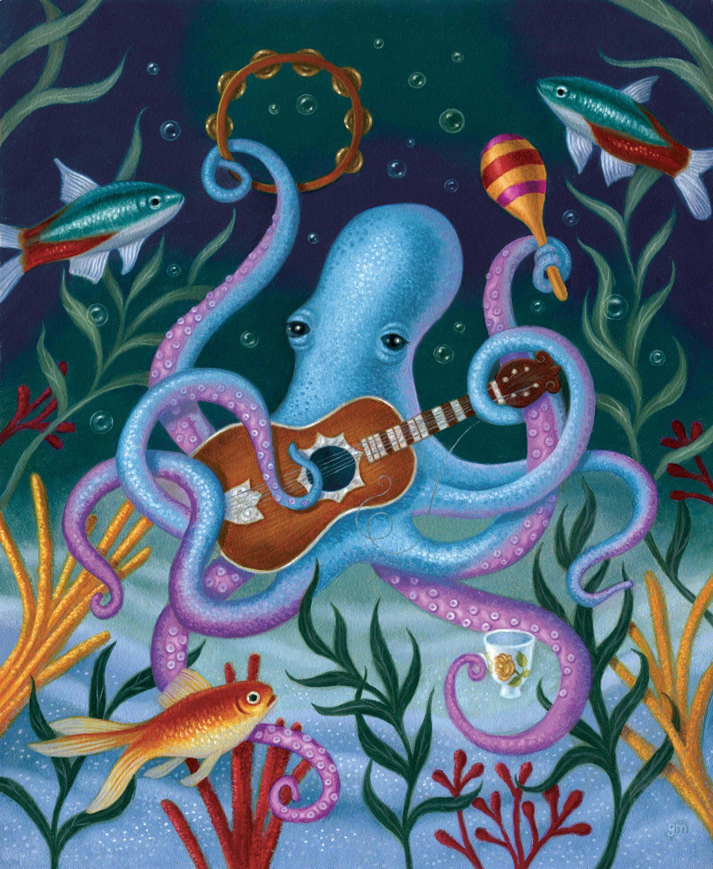 The Virtuoso by Gina Matarazzo
