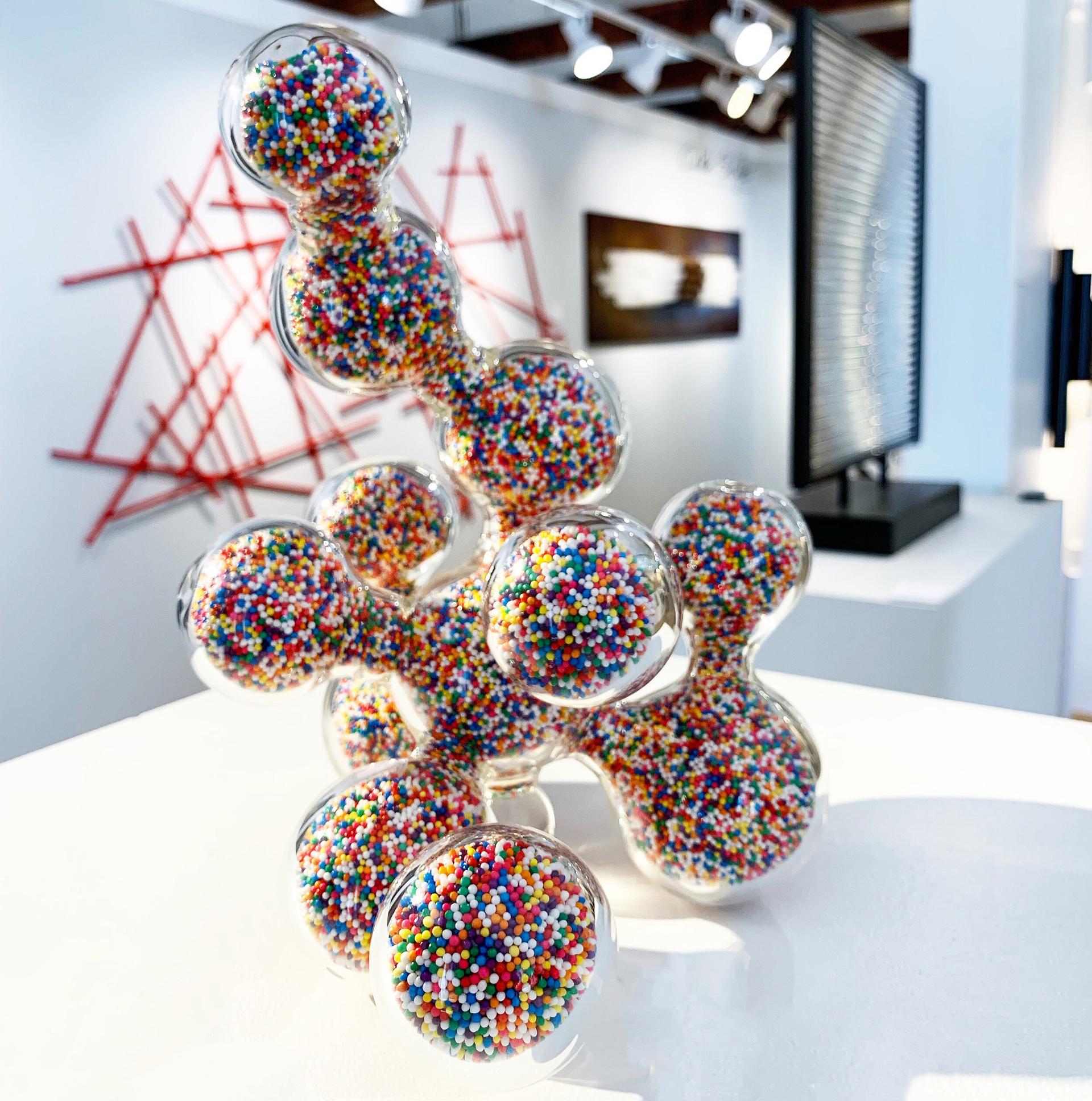 Happiness Molecule by Caleb Siegler