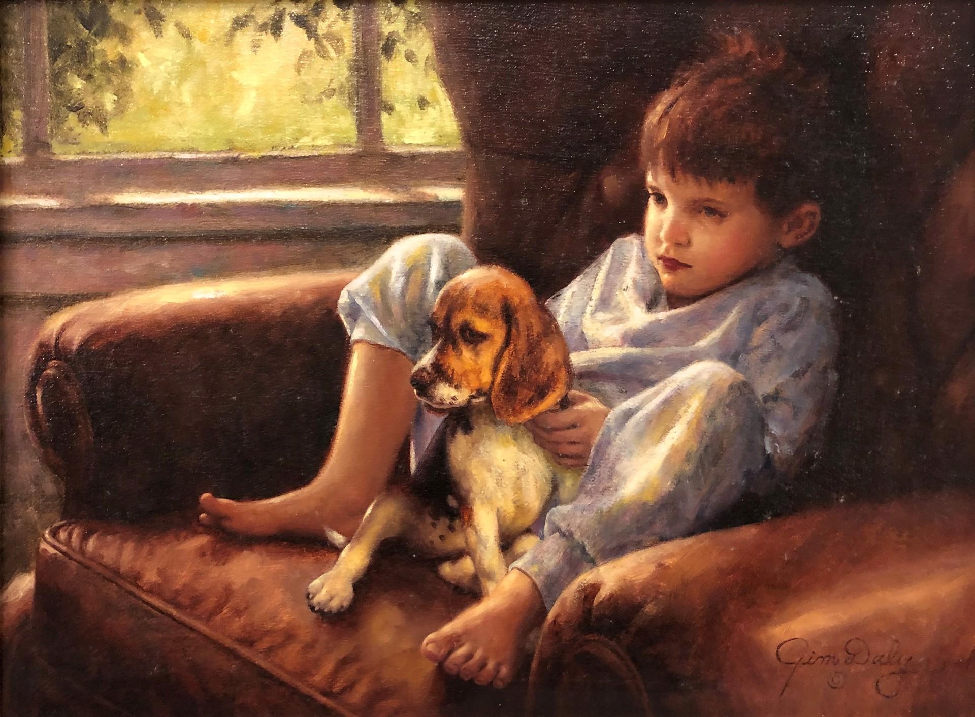 Barely Awake by Jim Daly