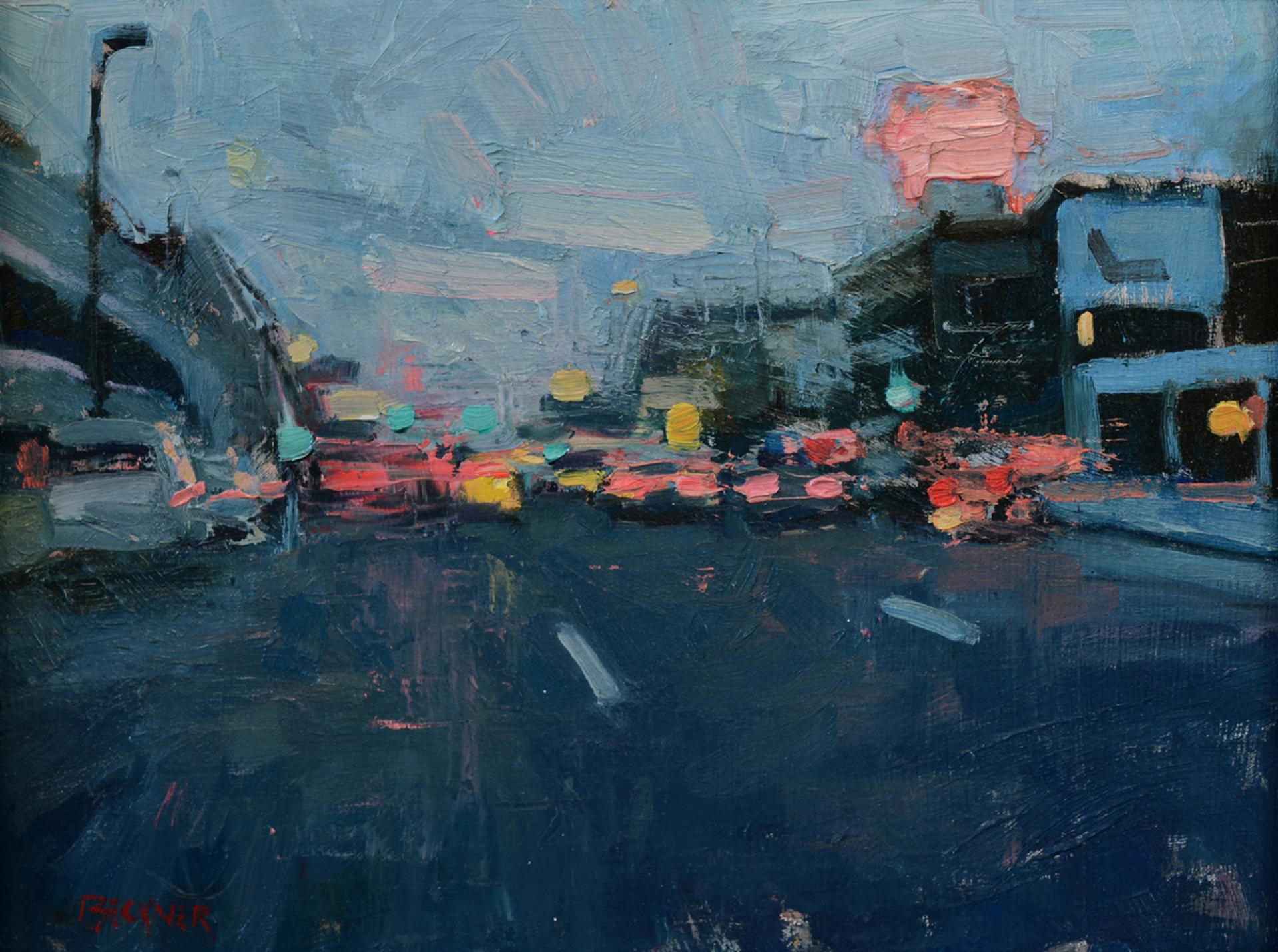 Haze by Jim Beckner
