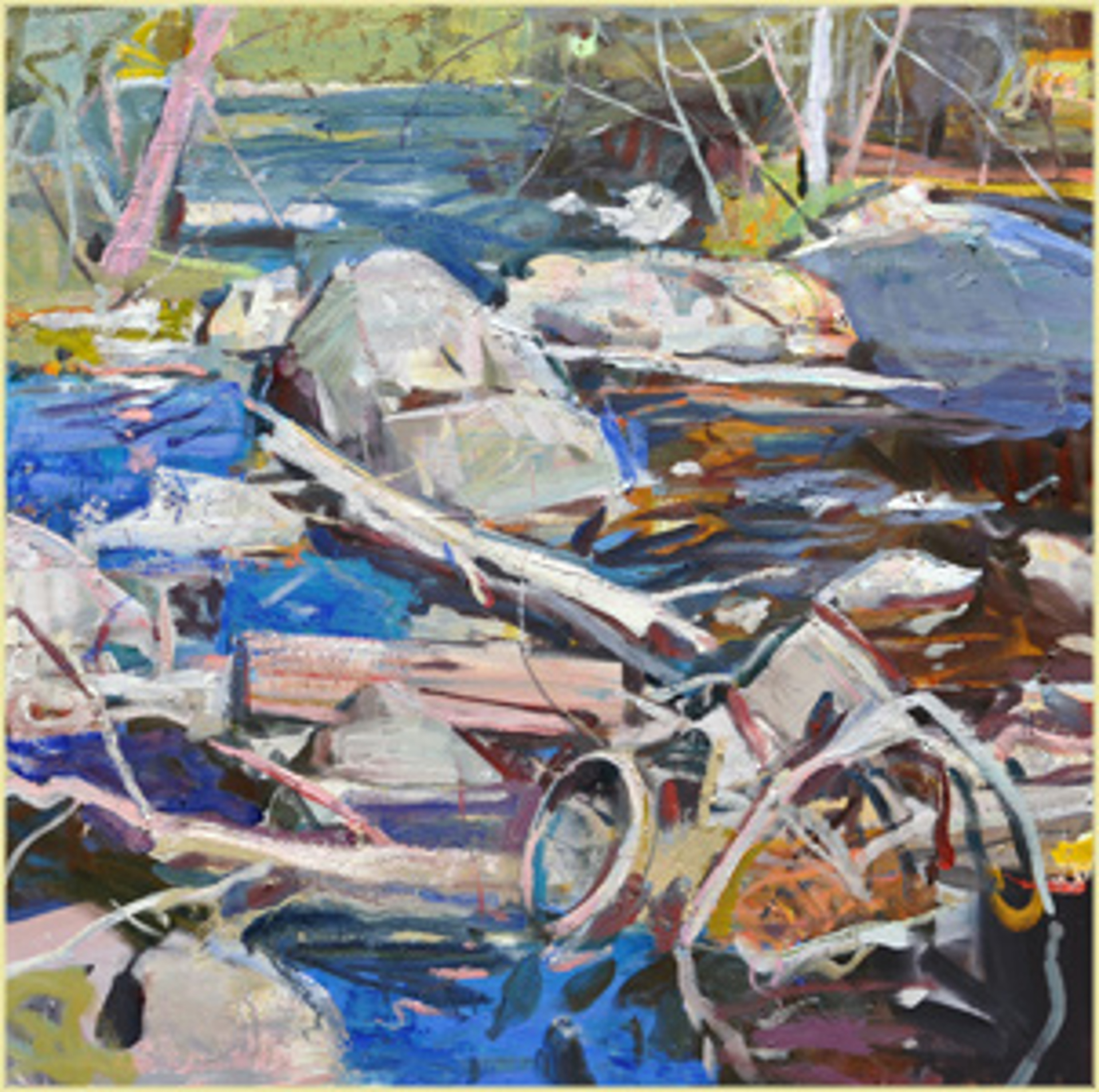 Creek Collections by Kevin Weckbach