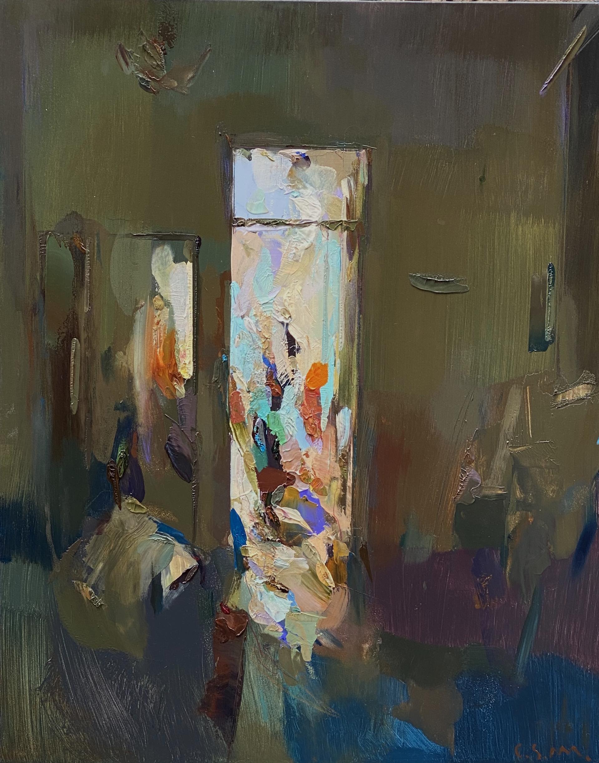 Interior #169 by Carlos San Millán