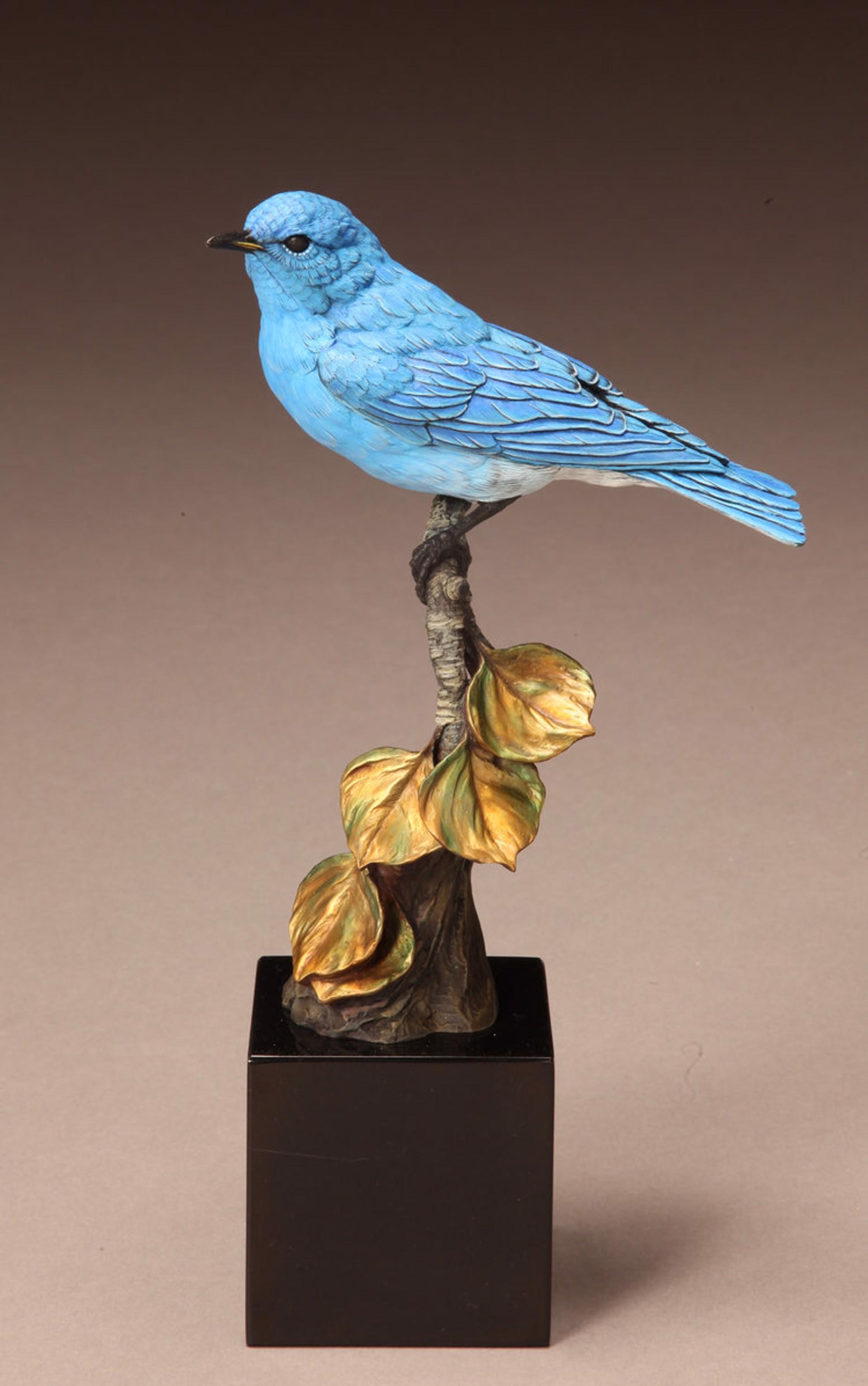 Mountain Blue by Joan Zygmunt
