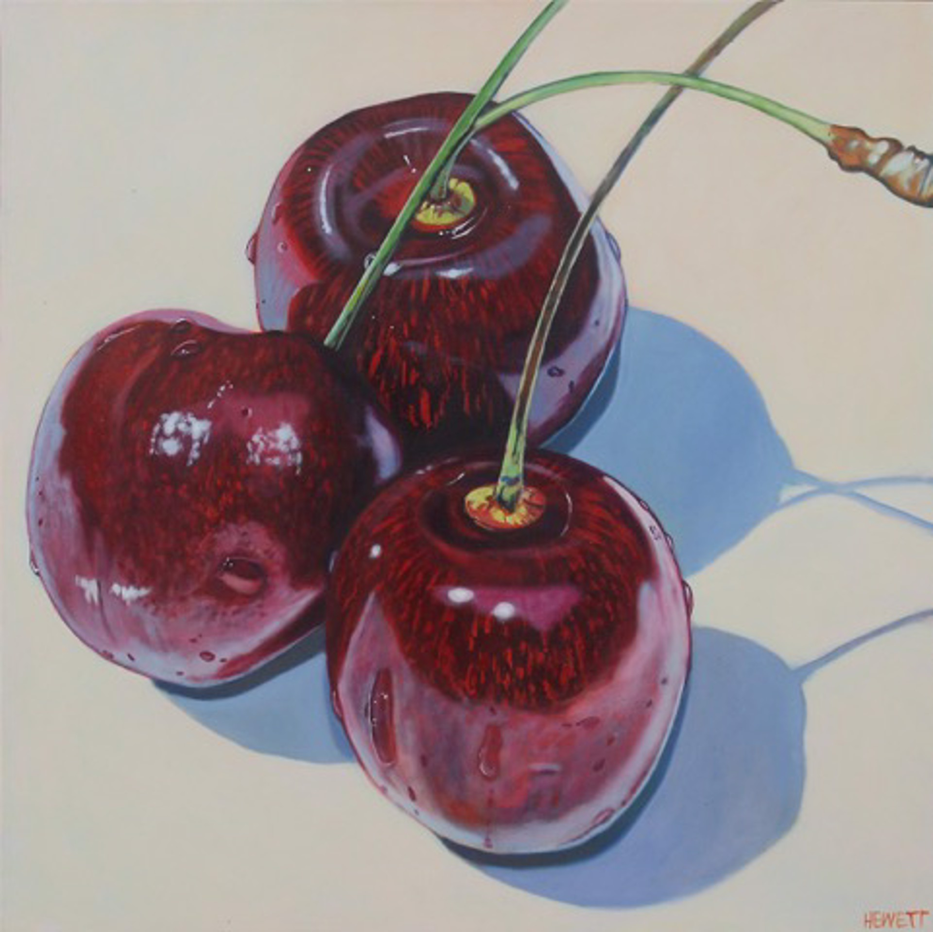 Cherries by Scott Hewett