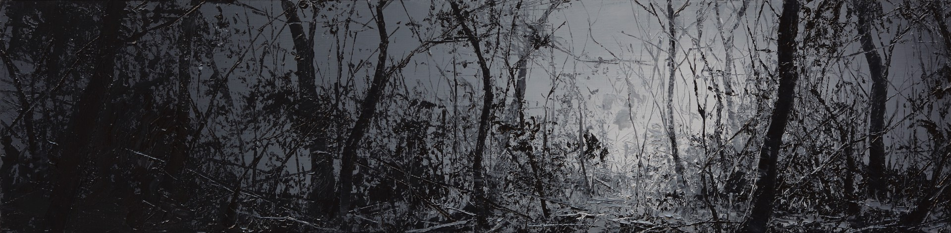 The Forest Mocks the Torment of the Trees by Todd Carpenter