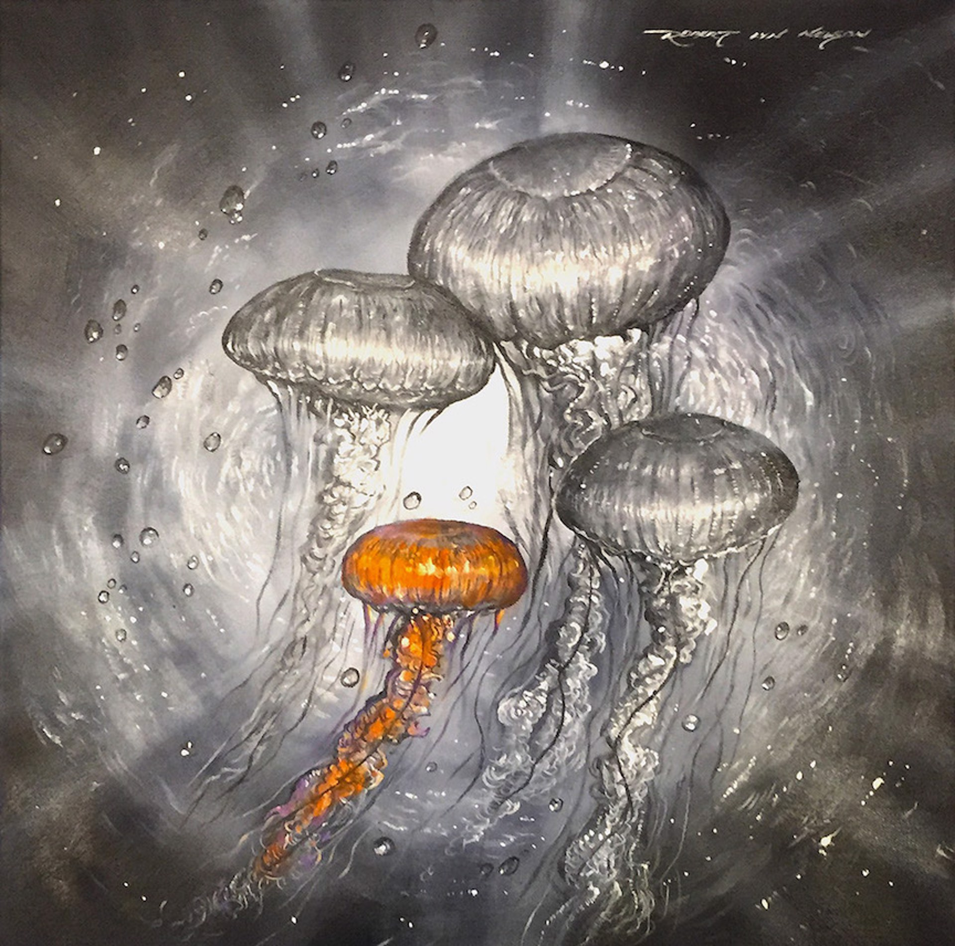 Orbit by Robert Lyn Nelson