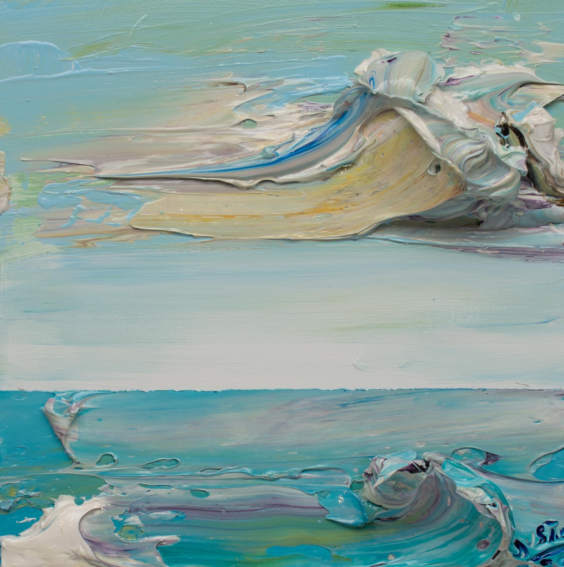 SEASCAPE SS-12x12-2020-067 by JUSTIN GAFFREY