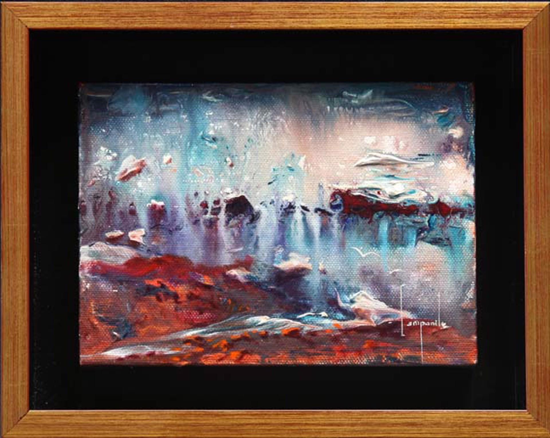 Visionscape Series No 12 by Dario Campanile