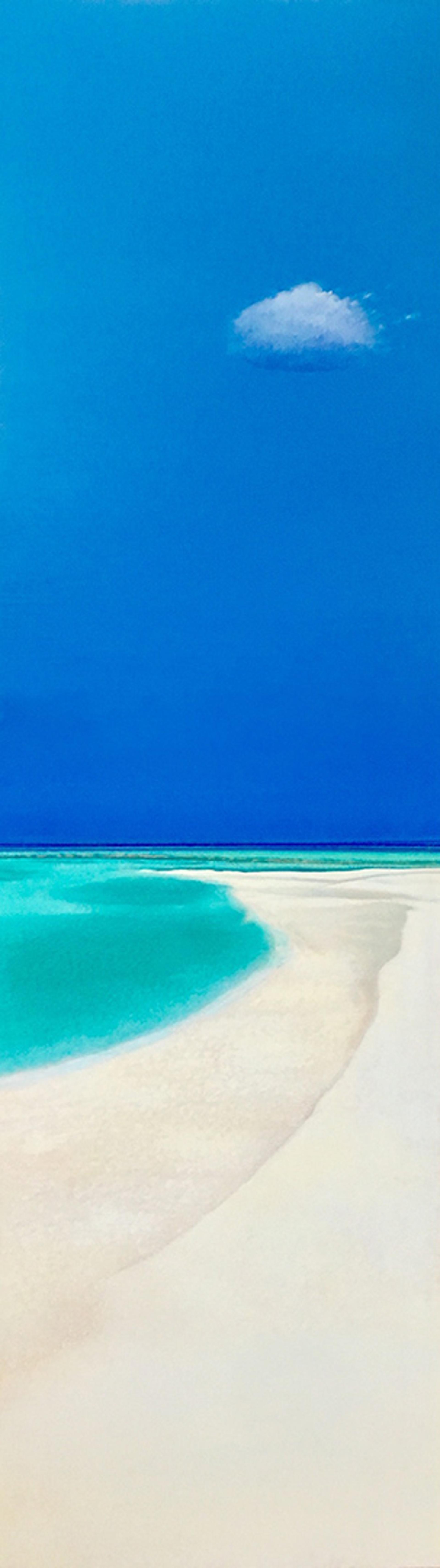 Somewhere In The White Sand by Andrea Razzauti